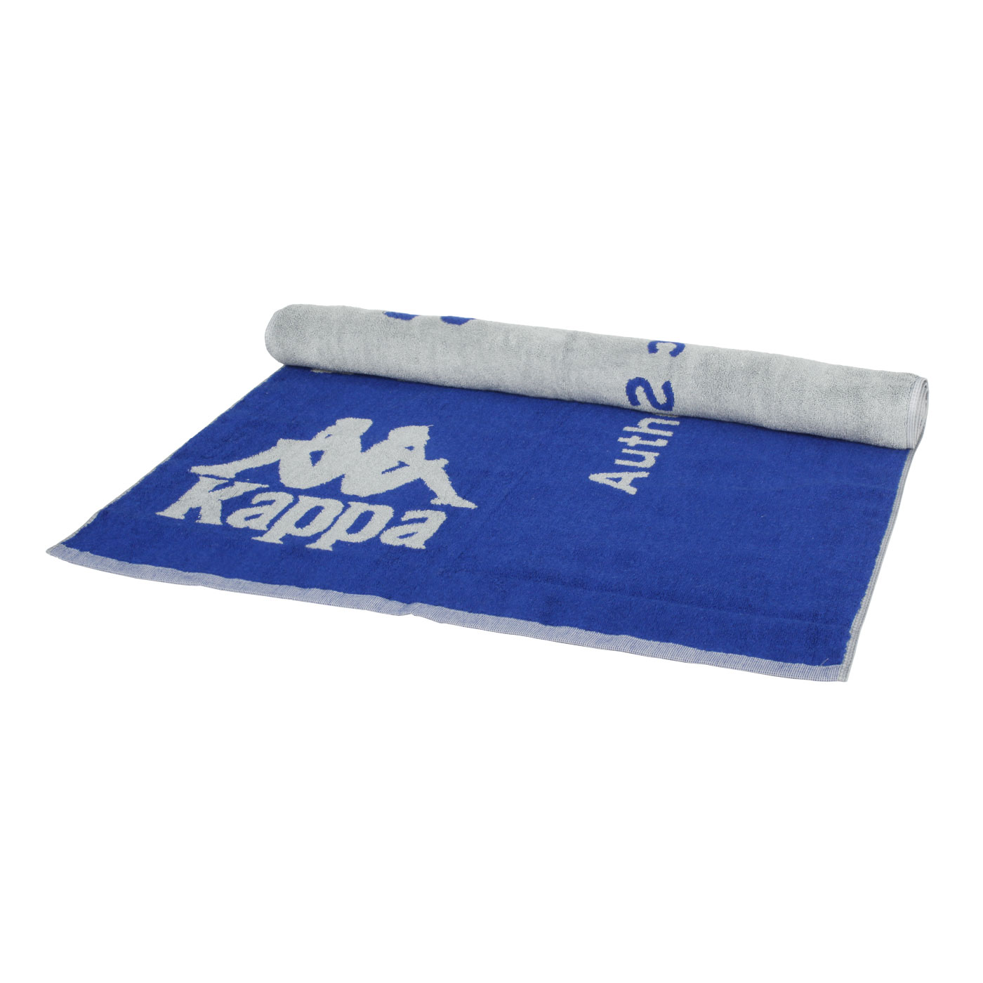 KAPPA 運動毛巾 32157QW-A0N - 藍灰