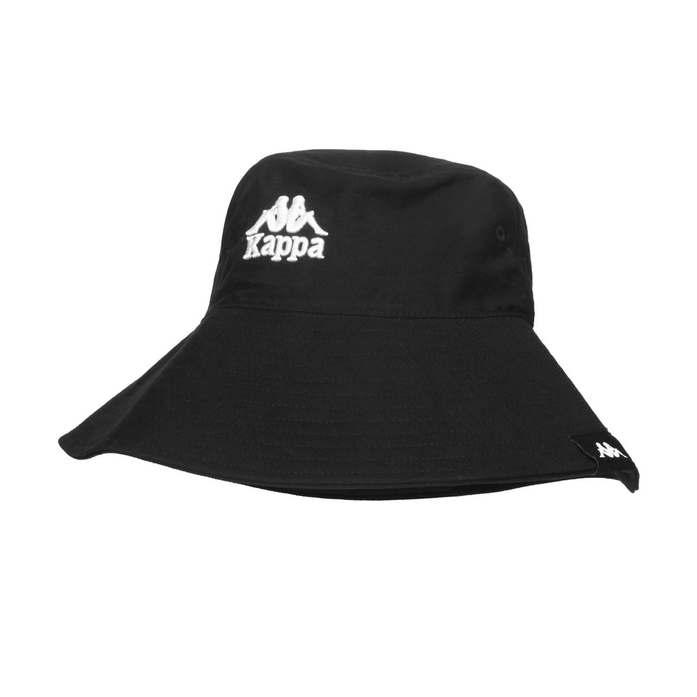 KAPPA 漁夫帽 32186JW-005 - 黑白