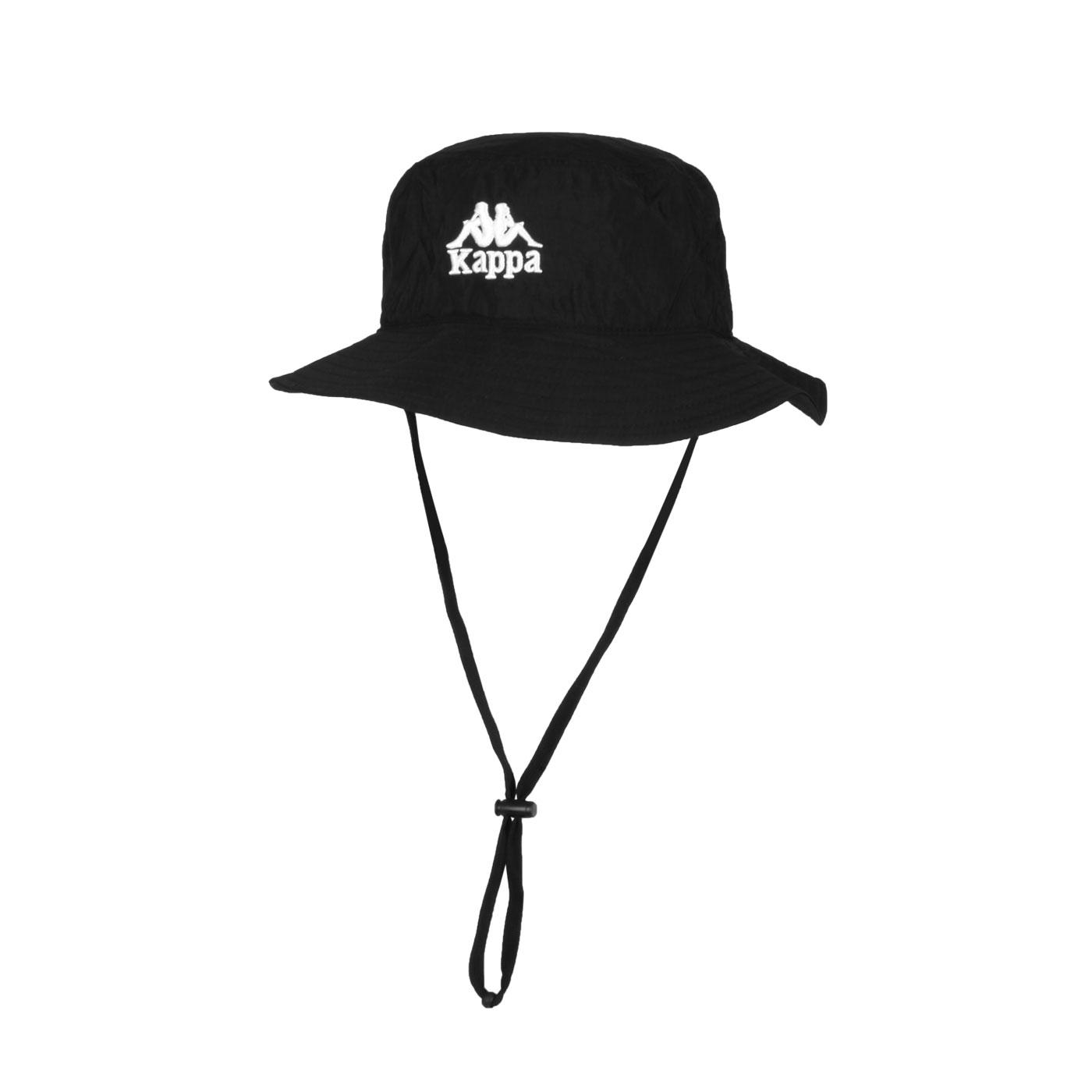 KAPPA 漁夫帽 32186KW-005 - 黑白