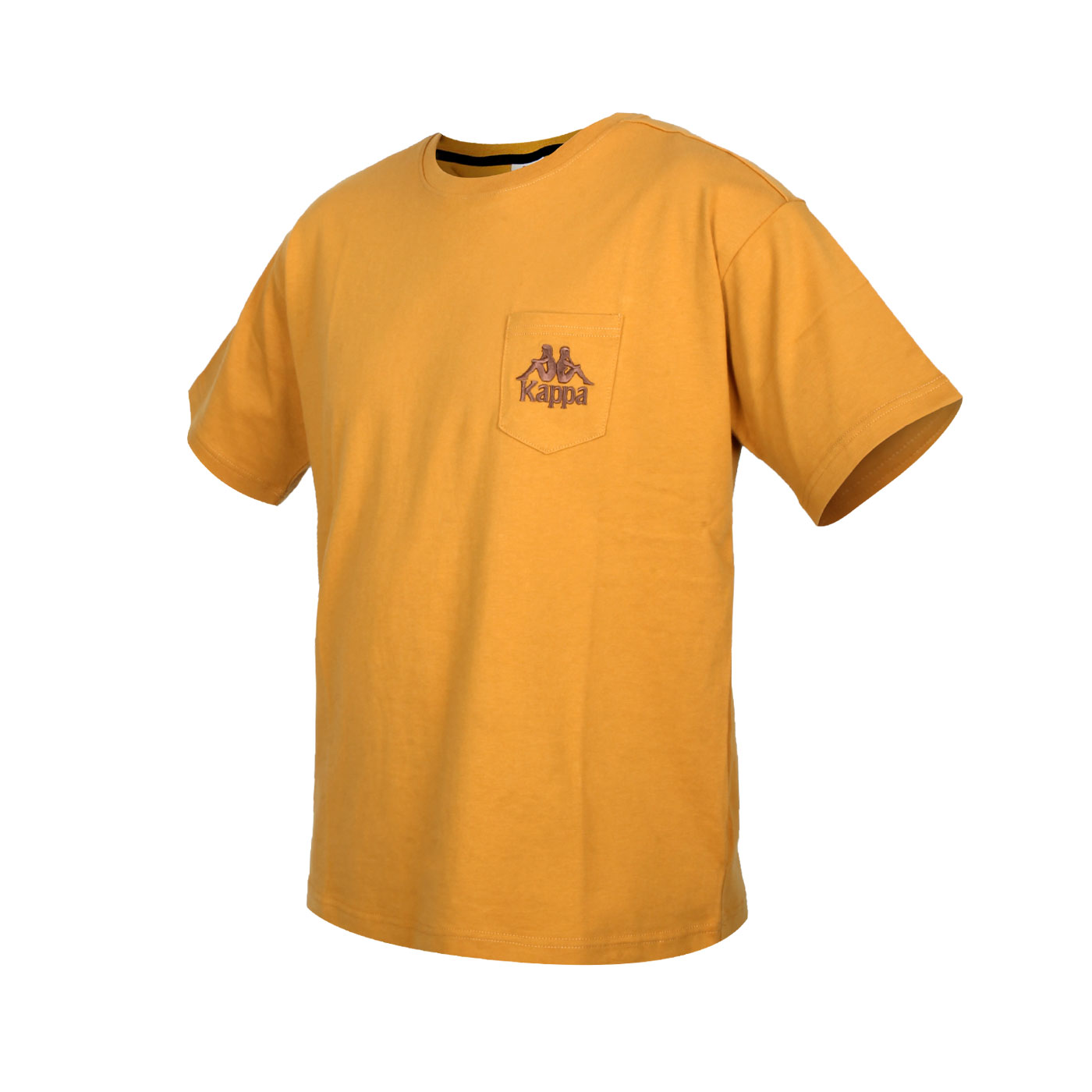 KAPPA 男款短袖T恤 32191TW-Z07 - 棕褐
