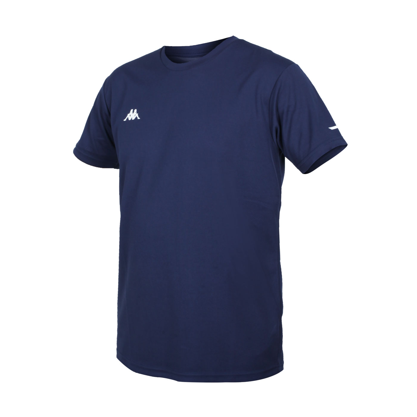 KAPPA 男款K4T短袖T恤 33162PW-B29 - 丈青白