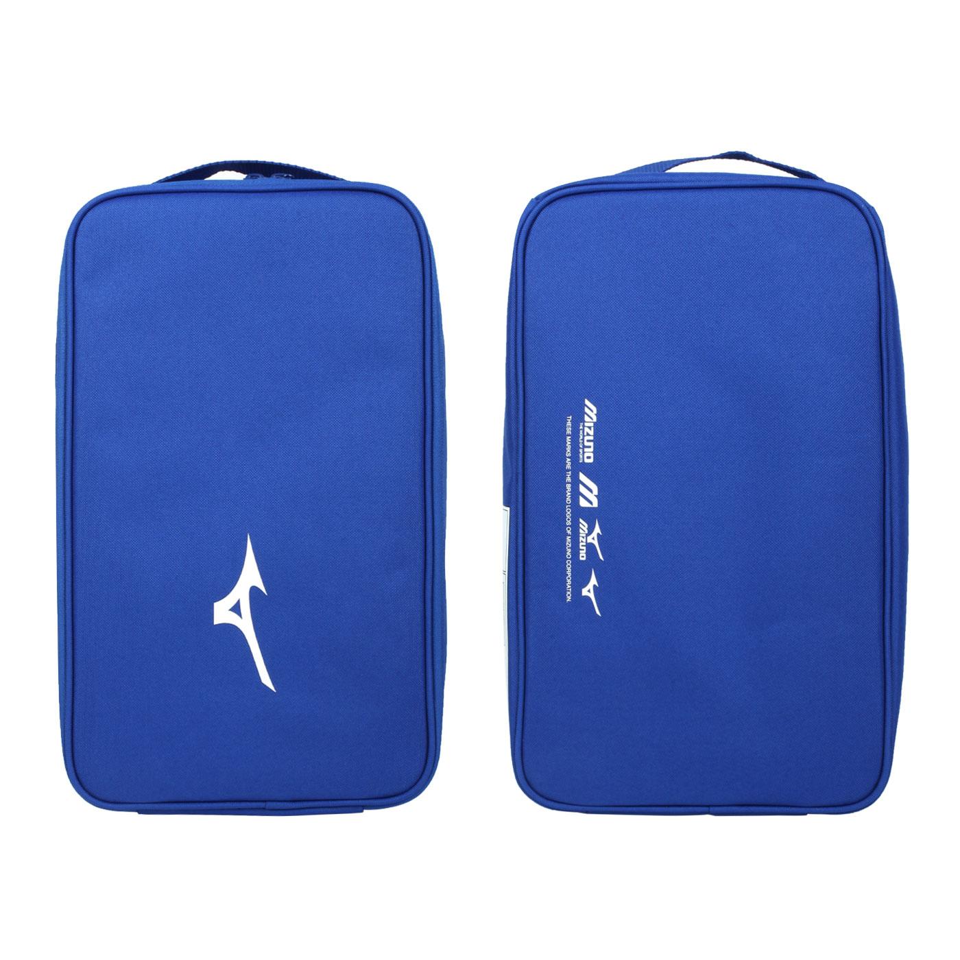 MIZUNO 鞋袋 33TM0X9727 - 藍白紅