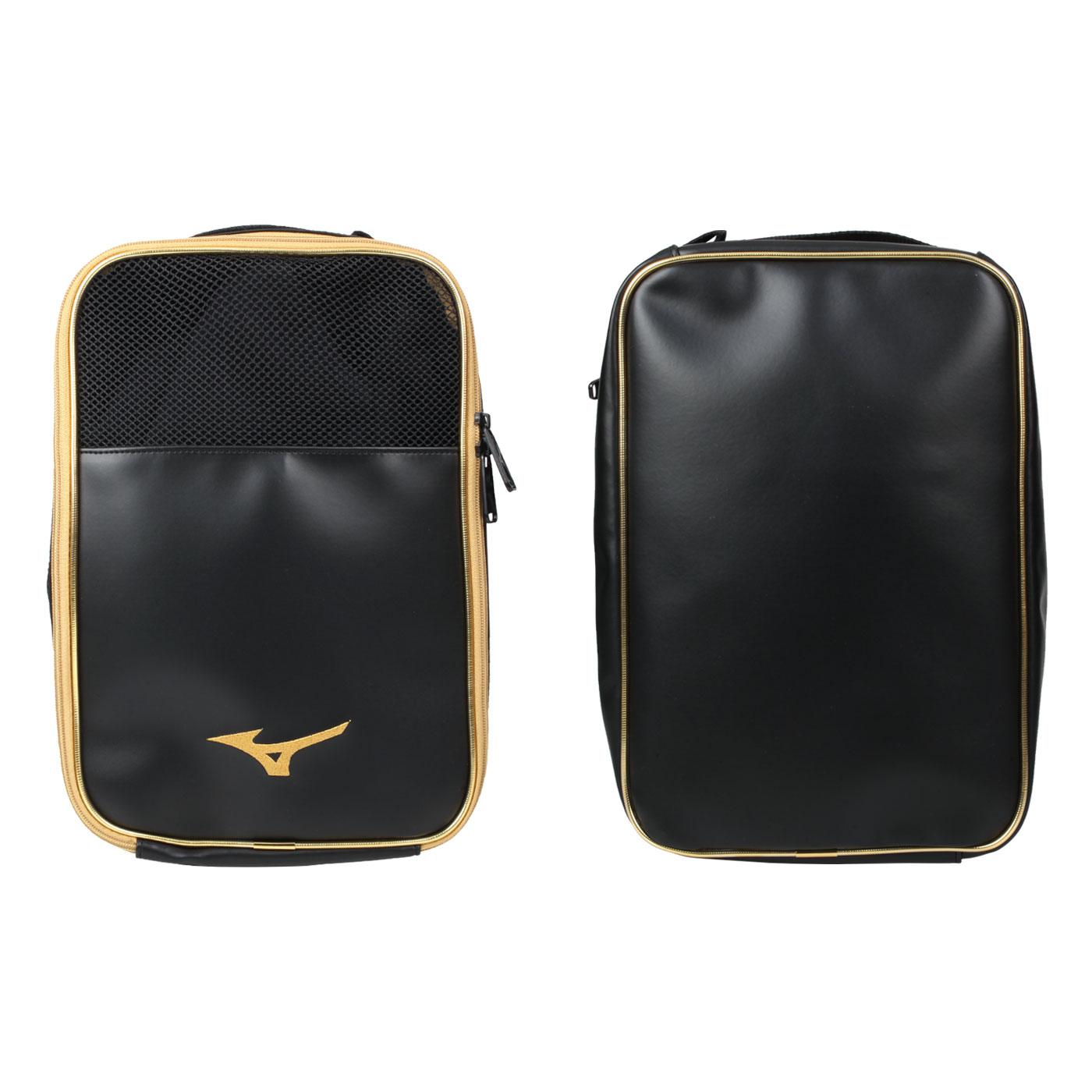 MIZUNO 鞋袋 33TM120109 - 黑金