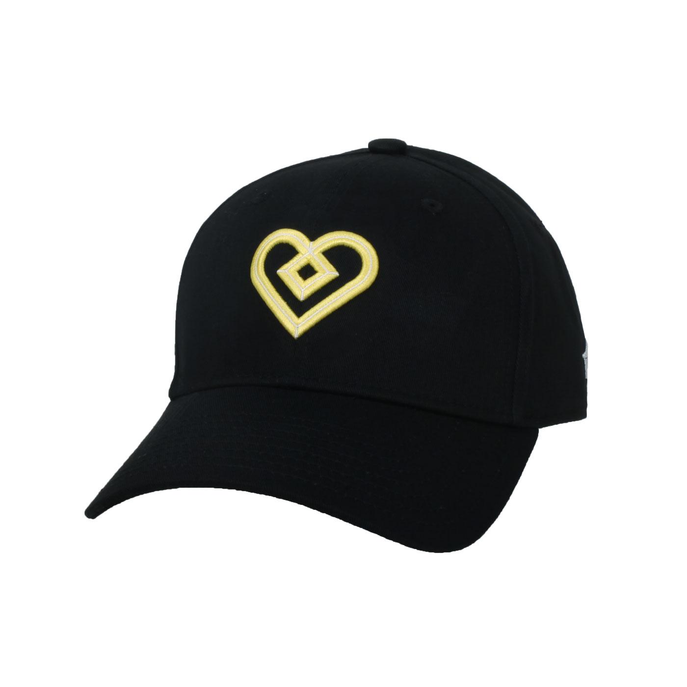 KAPPA DD52聯名球帽 35151EW-005 - 黑黃