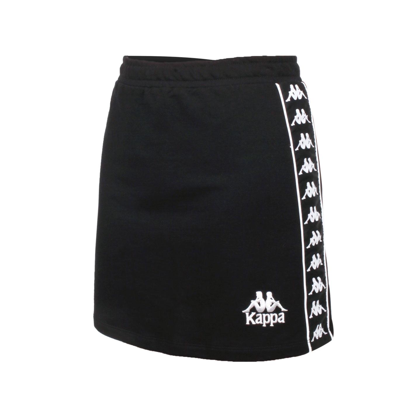 KAPPA 女款短裙 35154YW-005 - 黑白
