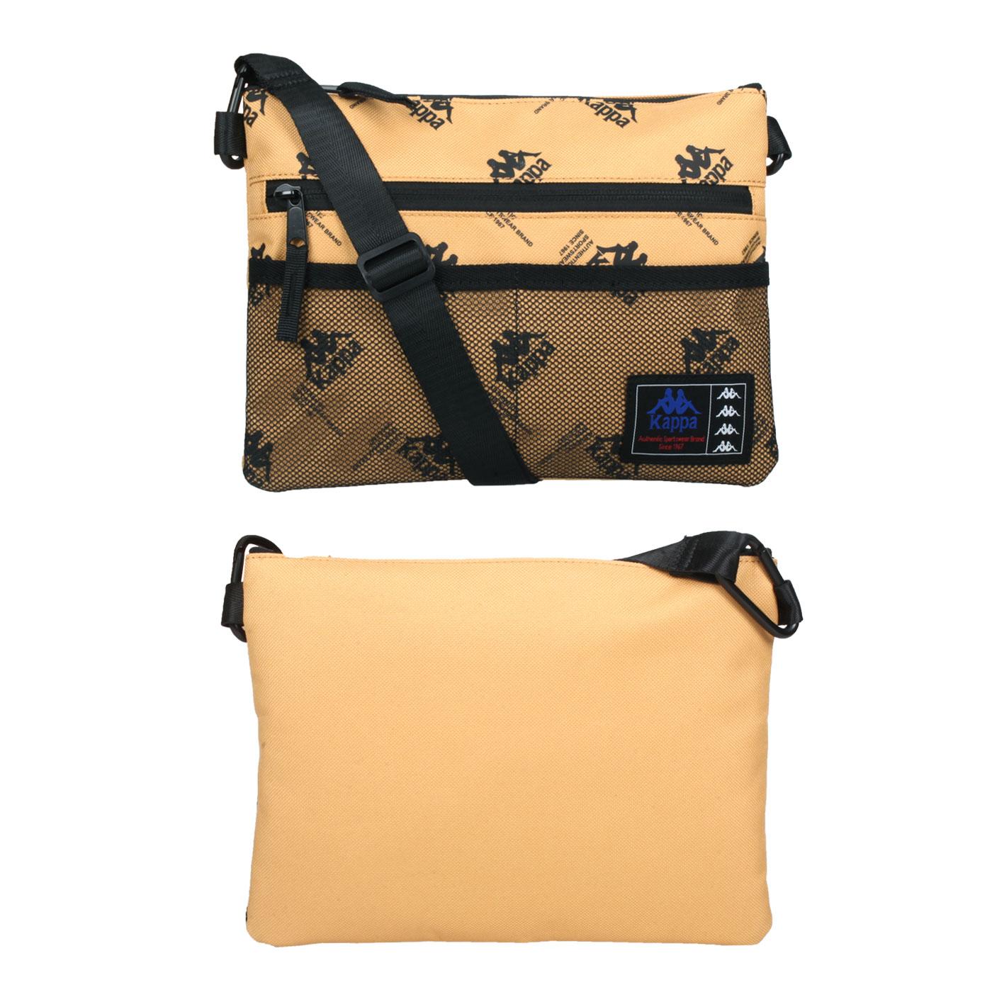 KAPPA 手拿包袋 35168KW-Z07 - 棕黑