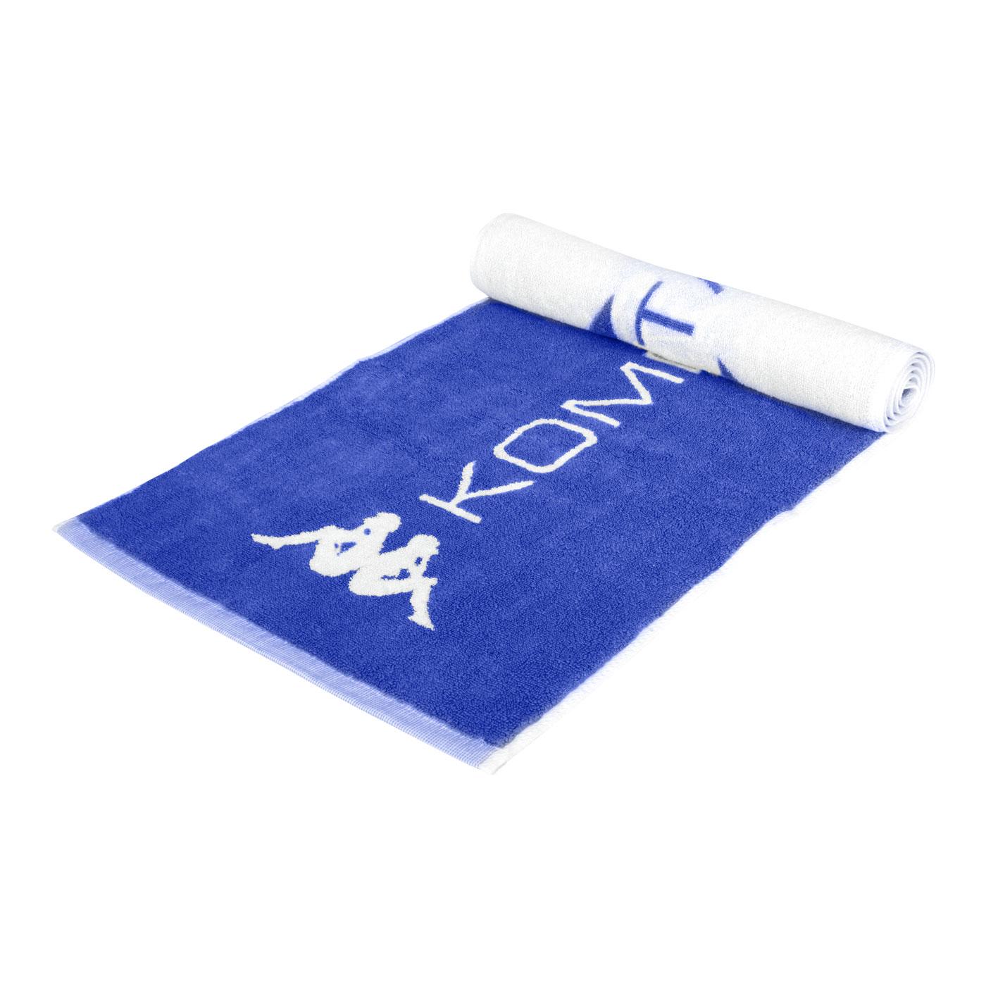 KAPPA 毛巾 351727W-X7F - 藍白