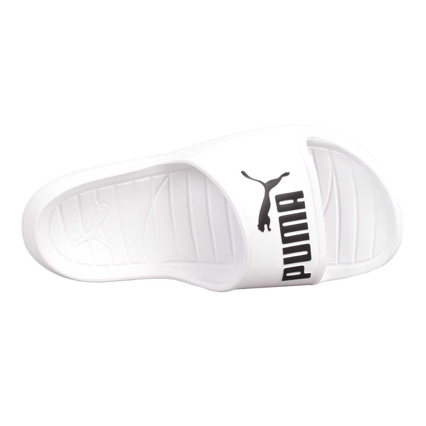 PUMA 運動拖鞋  @Divecat v2@36940001 - 白黑