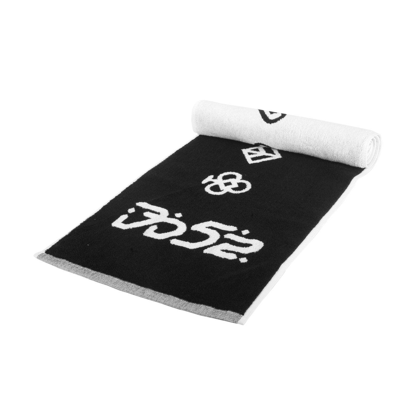 KAPPA DD52聯名毛巾 37137ZW-005 - 黑白