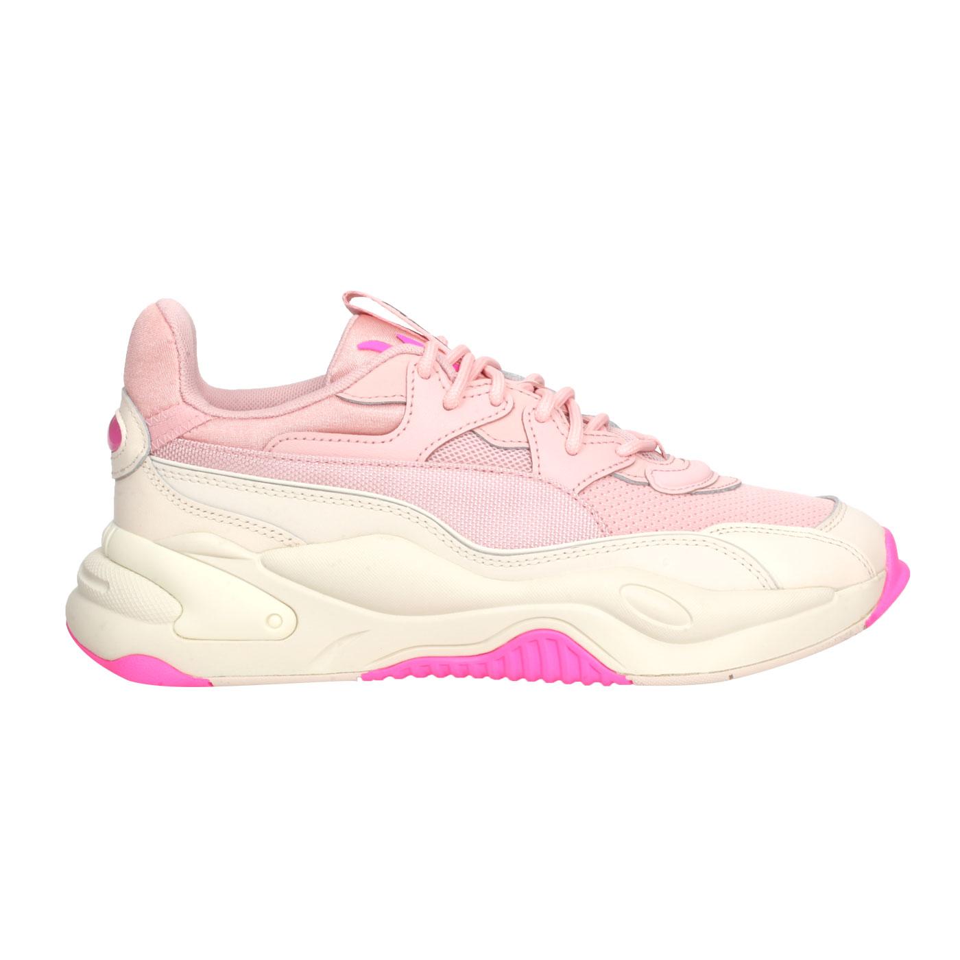 PUMA 女款復古運動鞋  @RS-2K Streaming@37331104 - 粉桃紅米白