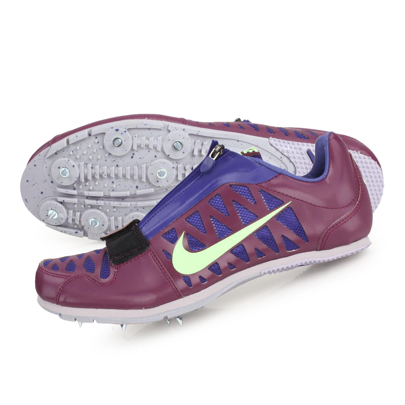 NIKE 田徑釘鞋(跳遠)  @ZOOM LJ 4@415339003 - 紫羅蘭