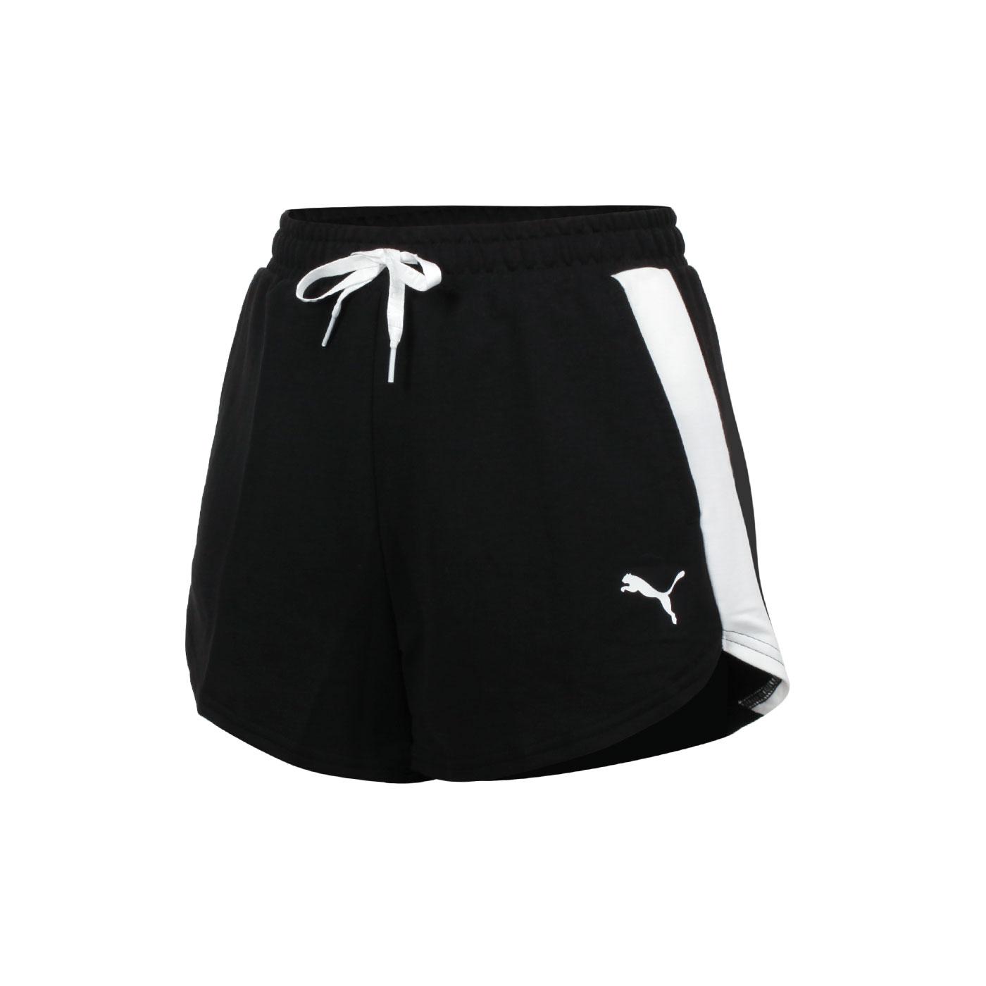 PUMA 女款3吋短褲 58595701 - 黑白