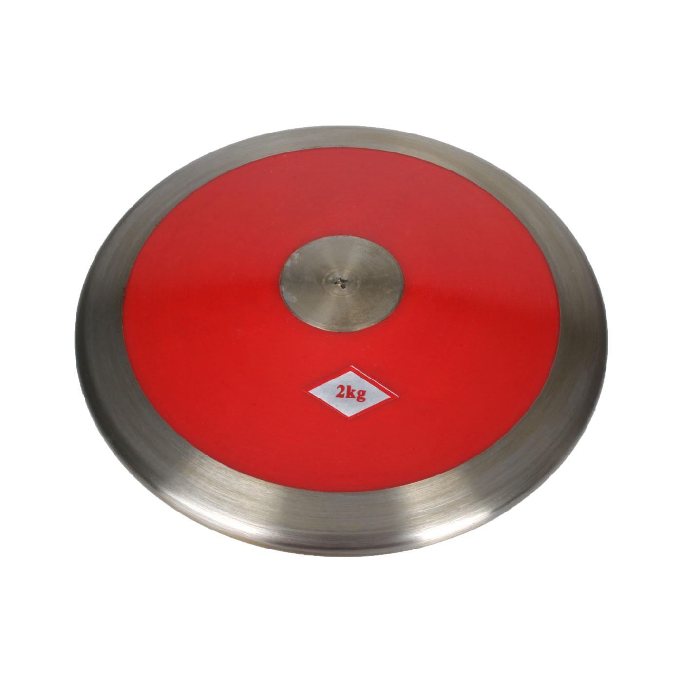 其它 鐵餅-2KG6004101 - 紅