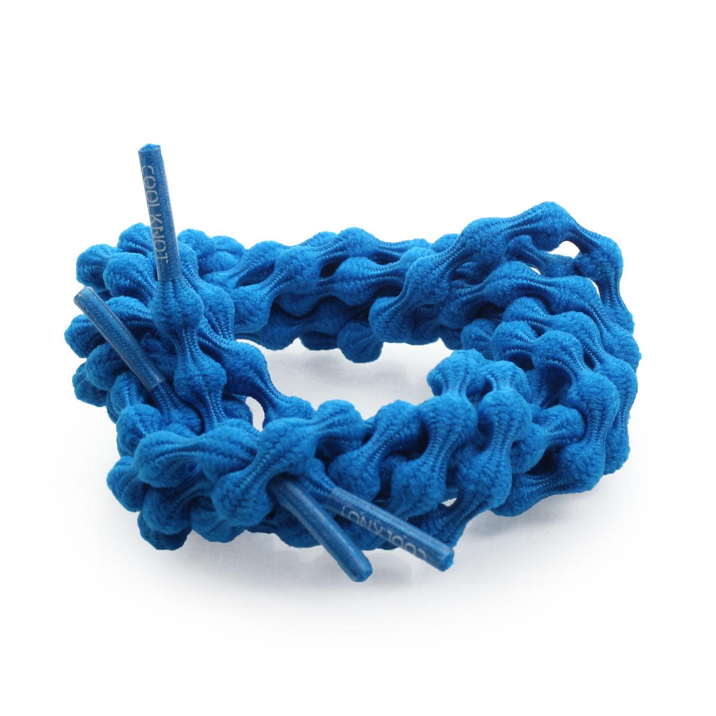 COOLKNOT 豆豆鞋帶(選手款)85CM 6023901 - 寶藍