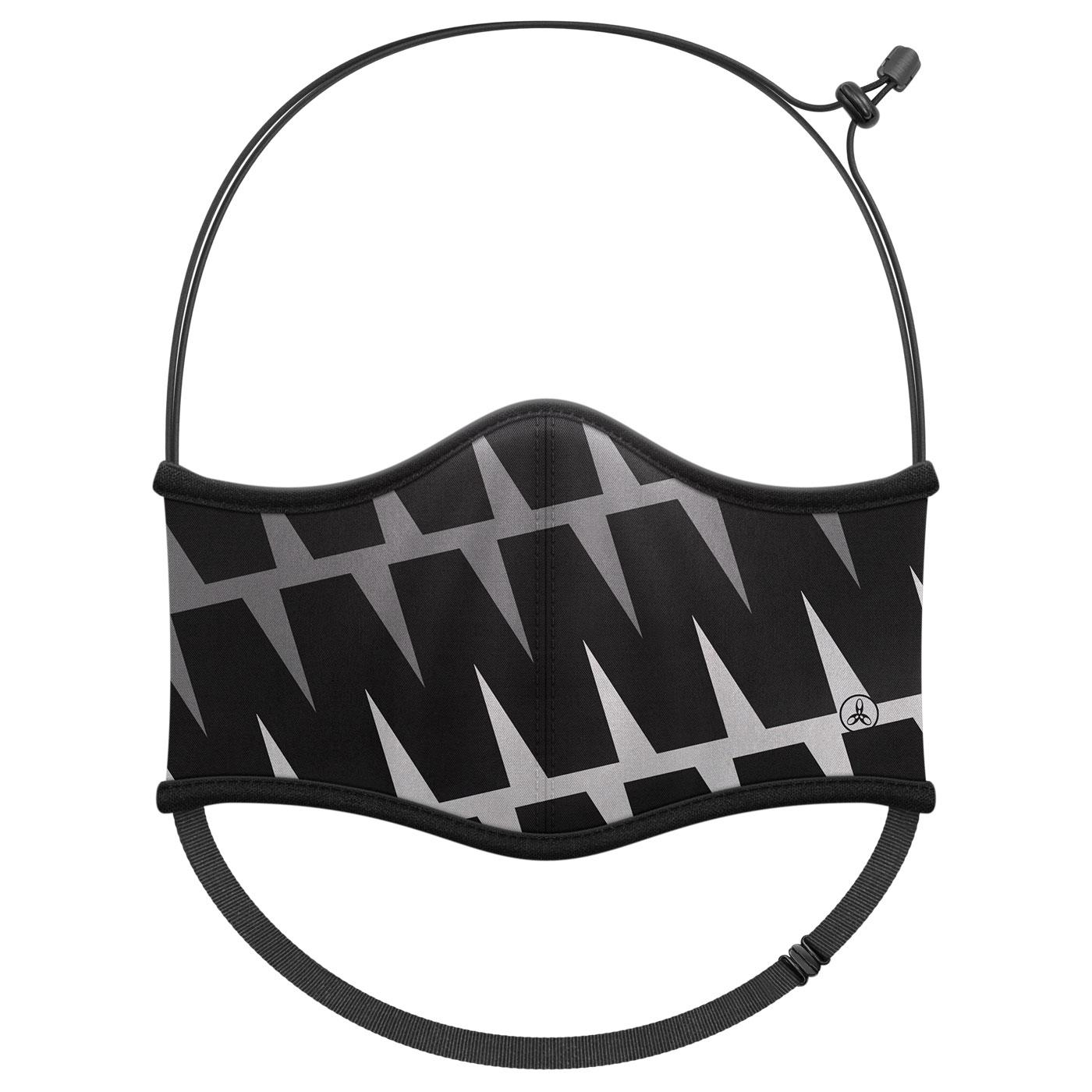 HODARLA 運動舒適口罩6032201 - 黑白