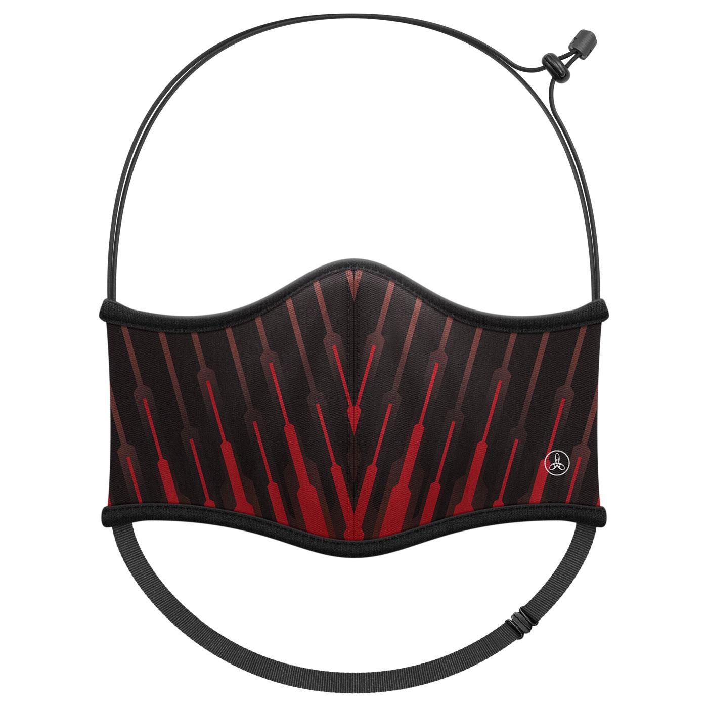 HODARLA 運動舒適口罩6032207 - 紅黑
