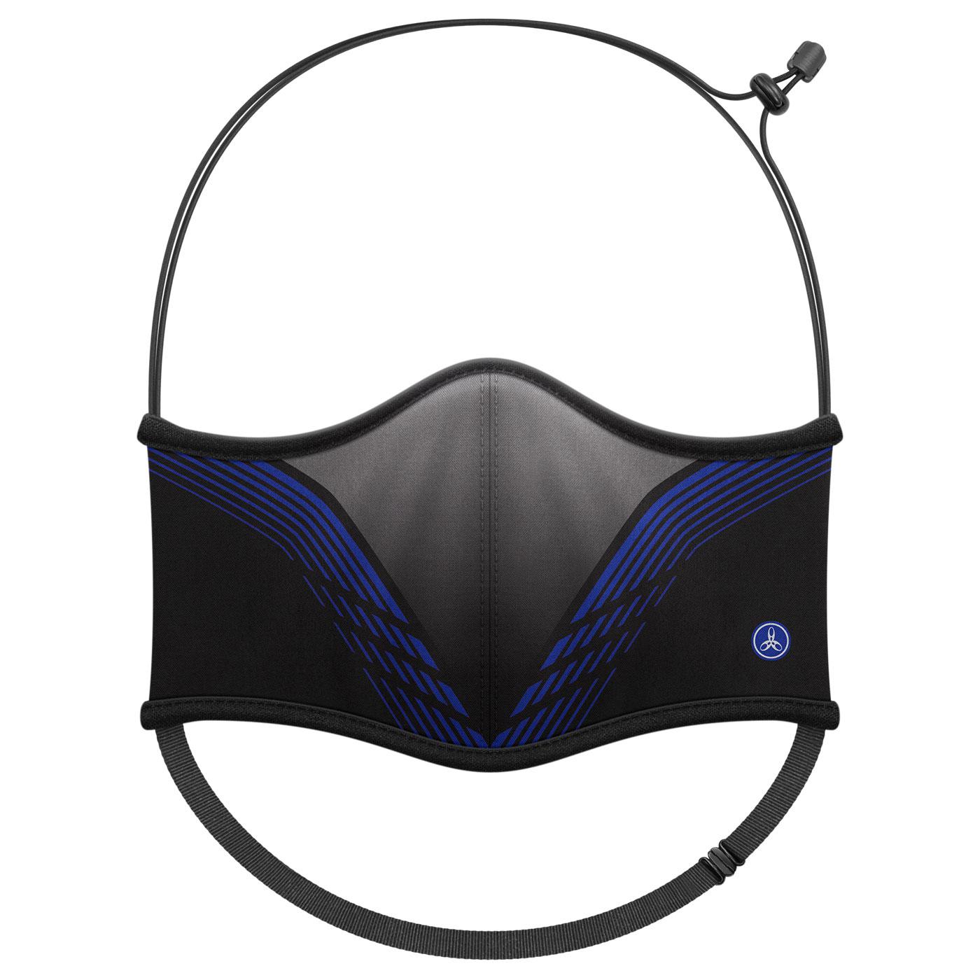 HODARLA 運動舒適口罩6032213 - 黑藍灰