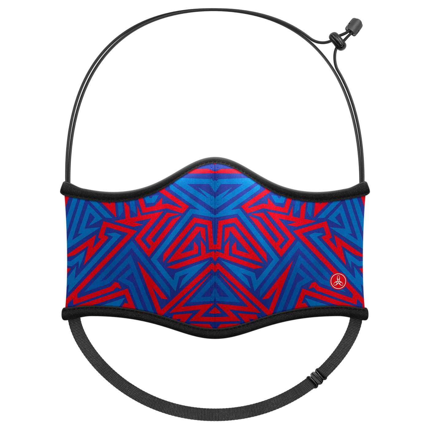 HODARLA 運動舒適口罩6032219 - 藍紅