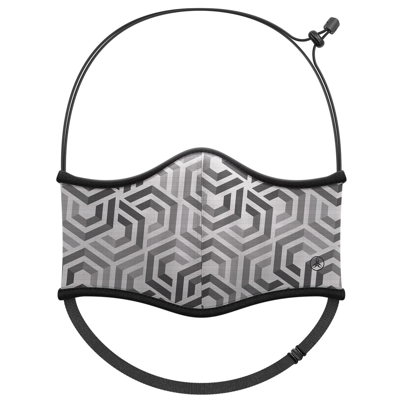 HODARLA 運動舒適口罩6032237 - 白黑淺棕