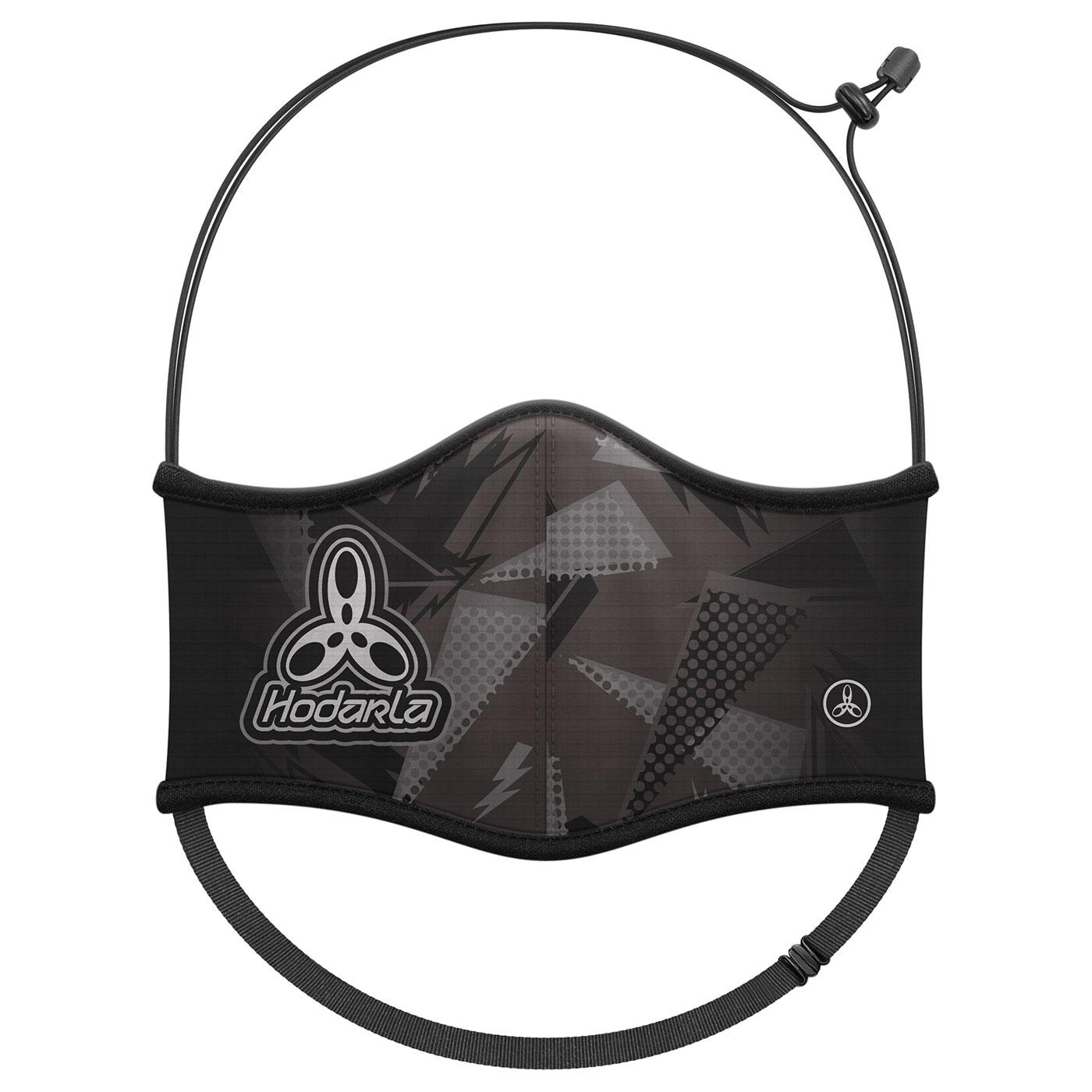 HODARLA AIR 運動舒適口罩 6032249 - 黑灰白