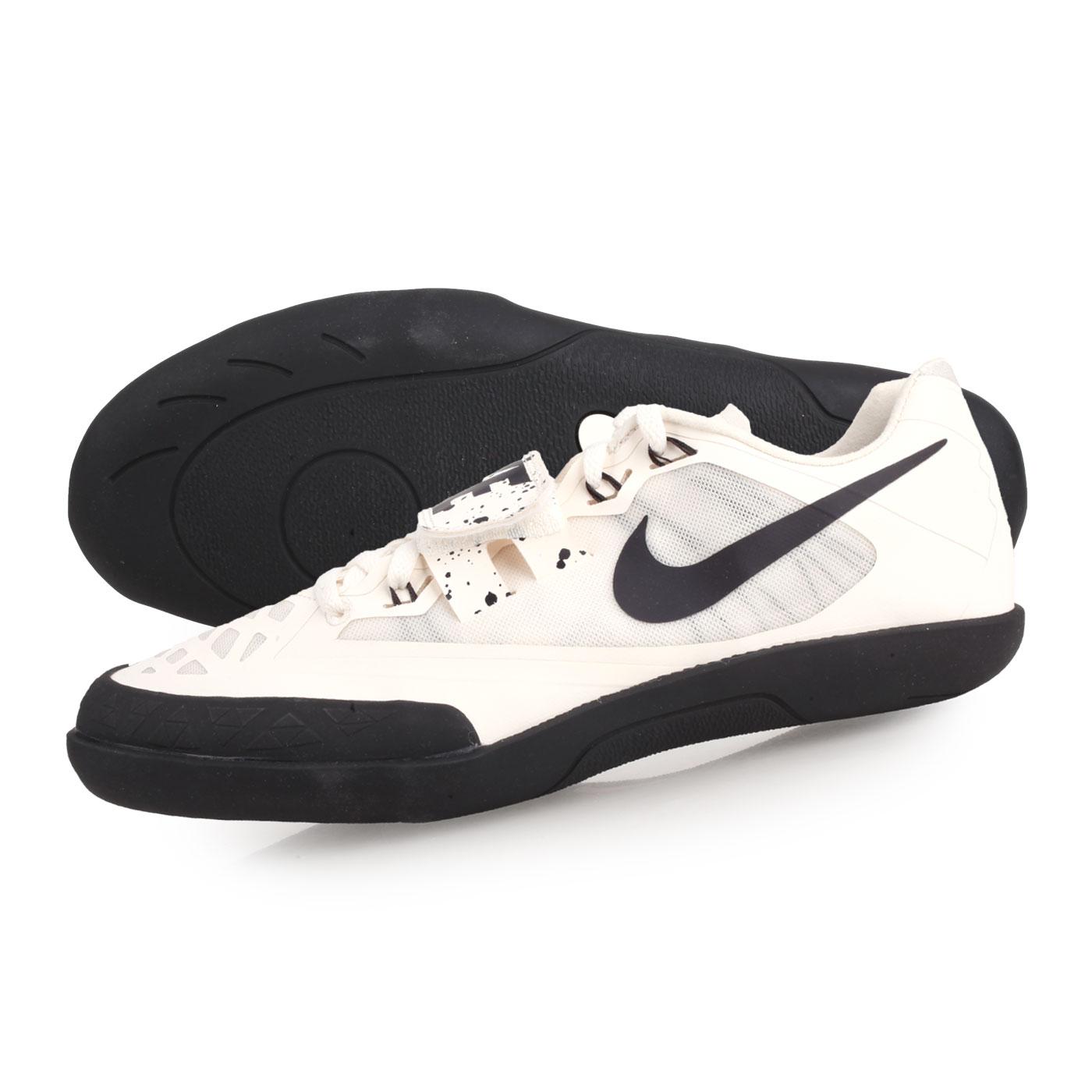 NIKE 擲部鞋  @ZOOM SD 4@685135002 - 米白黑