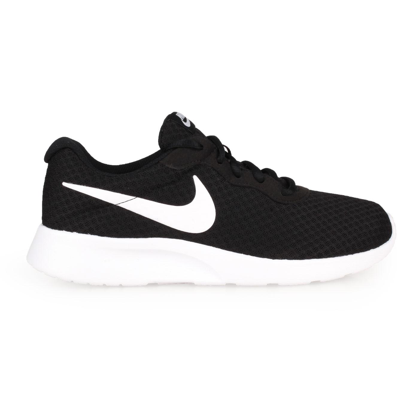 NIKE 女款休閒慢跑鞋  @WMNS TANJUN@812655011 - 黑白