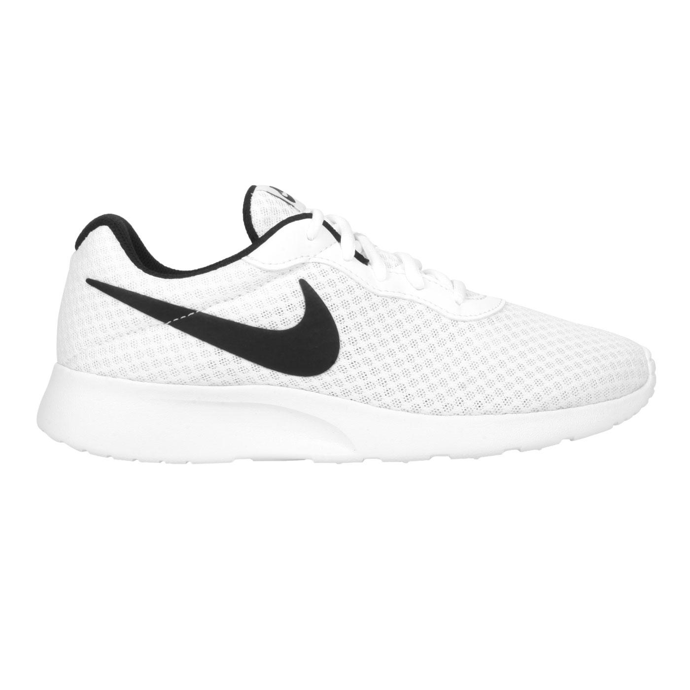 NIKE 女款休閒運動鞋  @WMNS TANJUN@812655100 - 白黑