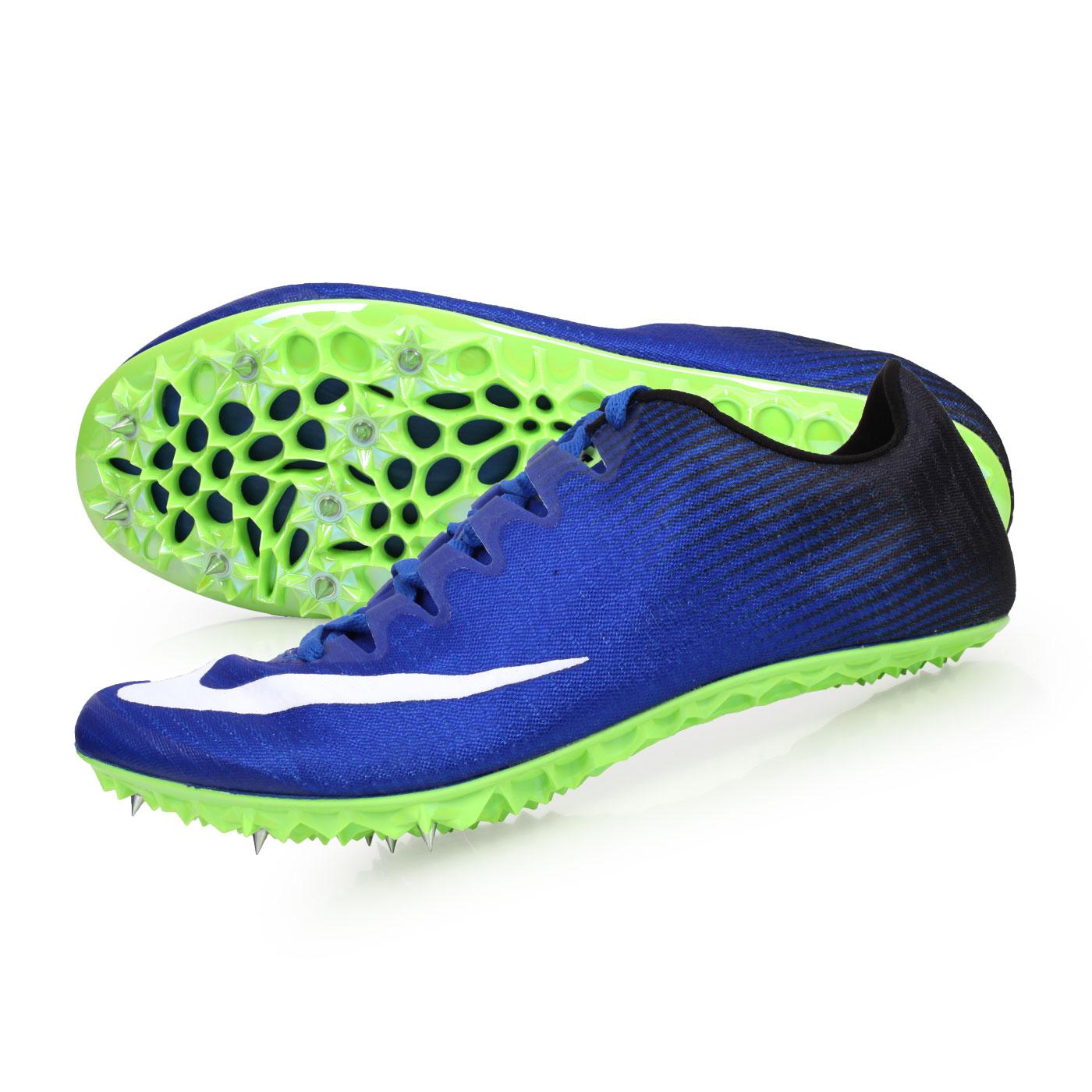 NIKE 田徑釘鞋(短距離)  @ZOOM SUPERFLY ELITE@835996001 - 藍黑白