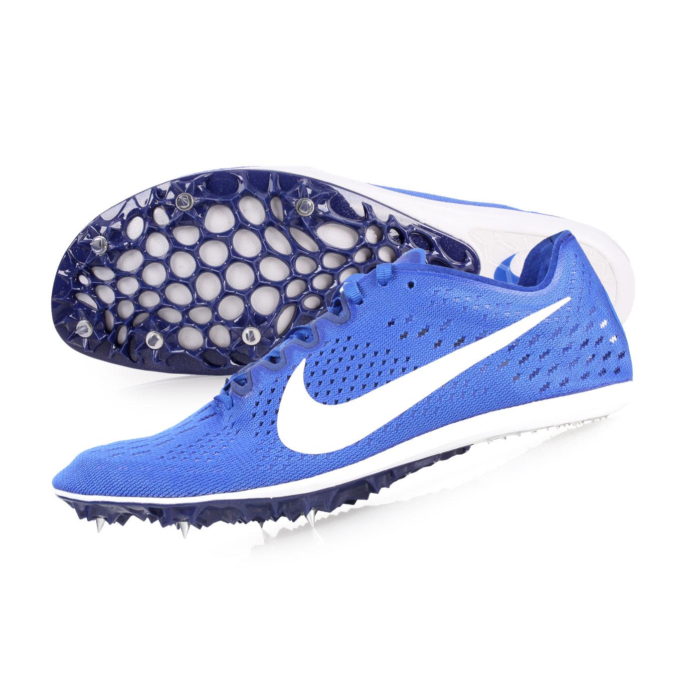 NIKE 田徑釘鞋(中長距離)  @ZOOM VICTORY 3@835997411 - 藍白