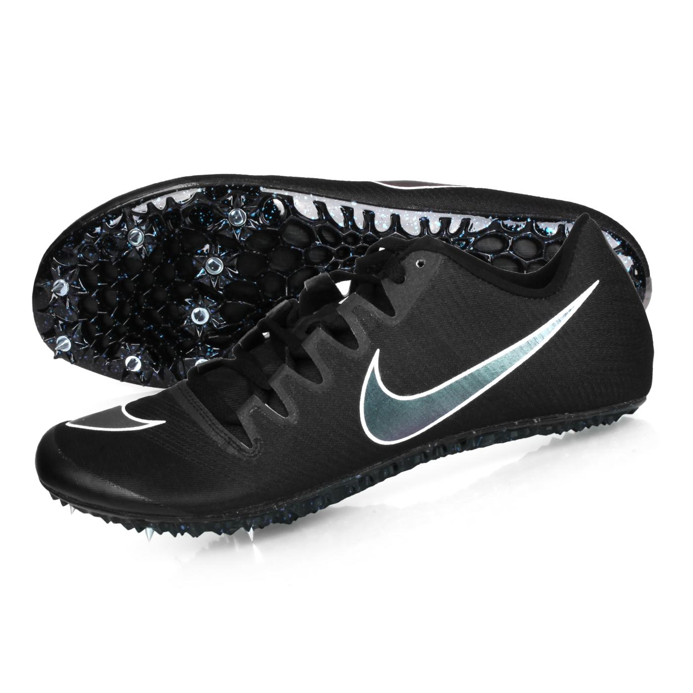 NIKE 田徑釘鞋(短距離)  @ZOOM JA FLY 3@865633002 - 黑黑白