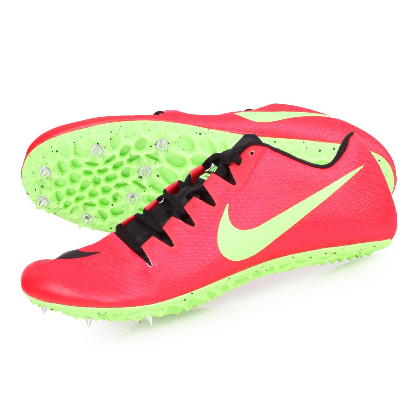 NIKE 田徑釘鞋(短距離)  @ZOOM JA FLY 3@865633001 - 紅黑綠