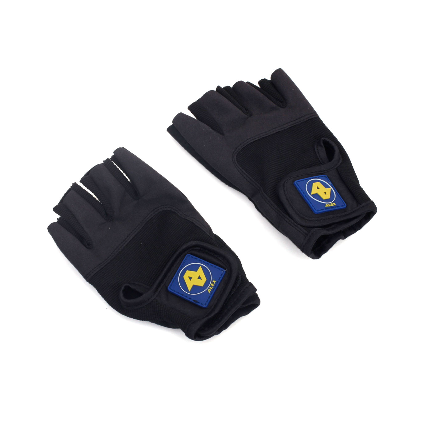 ALEX  專業多功能手套A-37 - 黑深灰