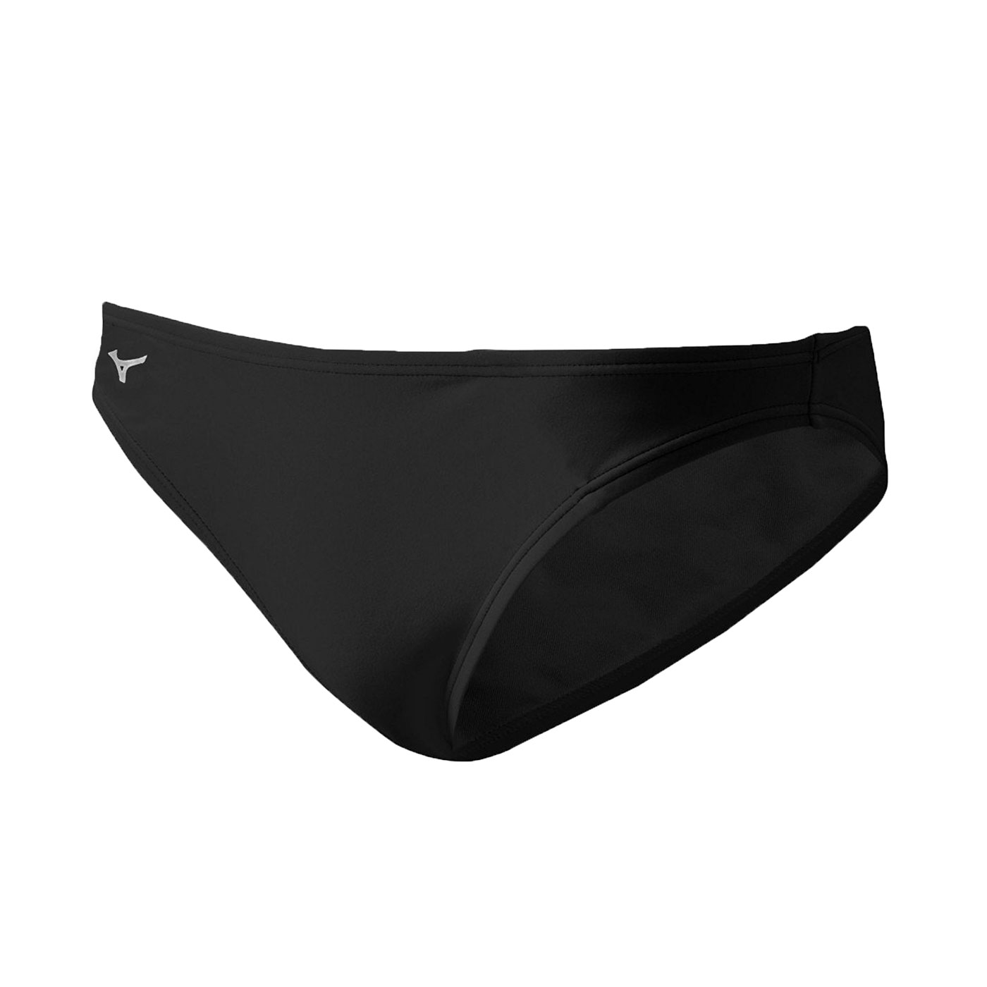 MIZUNO BASIC男三角泳褲 A85UE25009 - 黑白