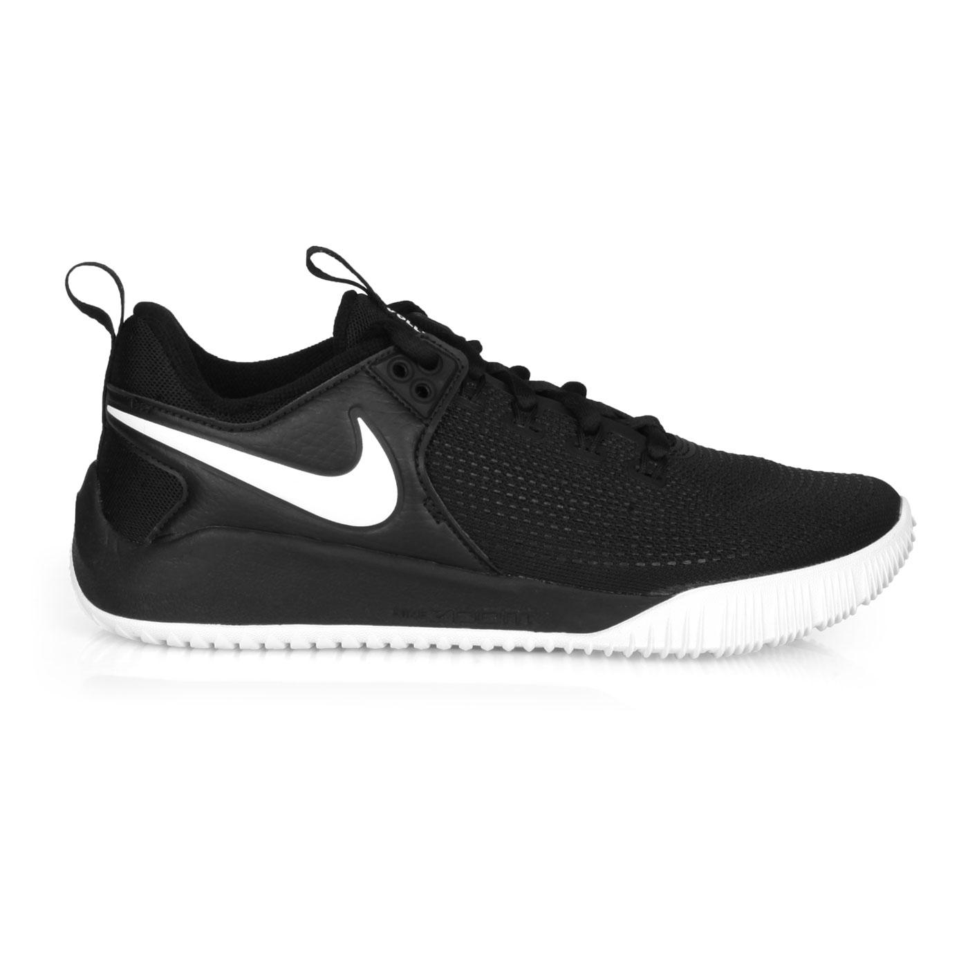 NIKE 排球鞋  @AIR ZOOM HYPERACE 2@AA0286001 - 黑白