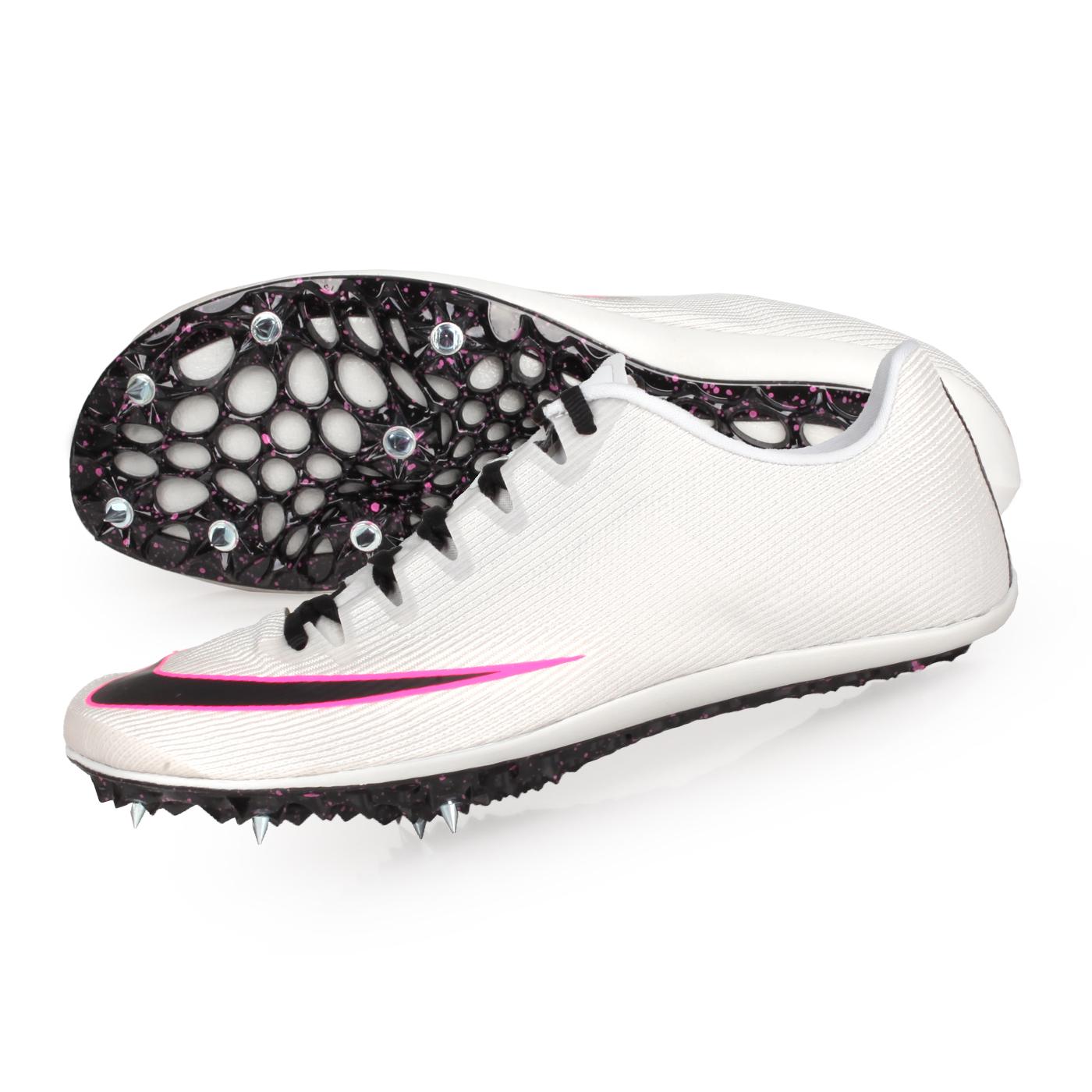 NIKE 田徑釘鞋(短距離)  @ZOOM 400@AA1205003 - 灰黑粉