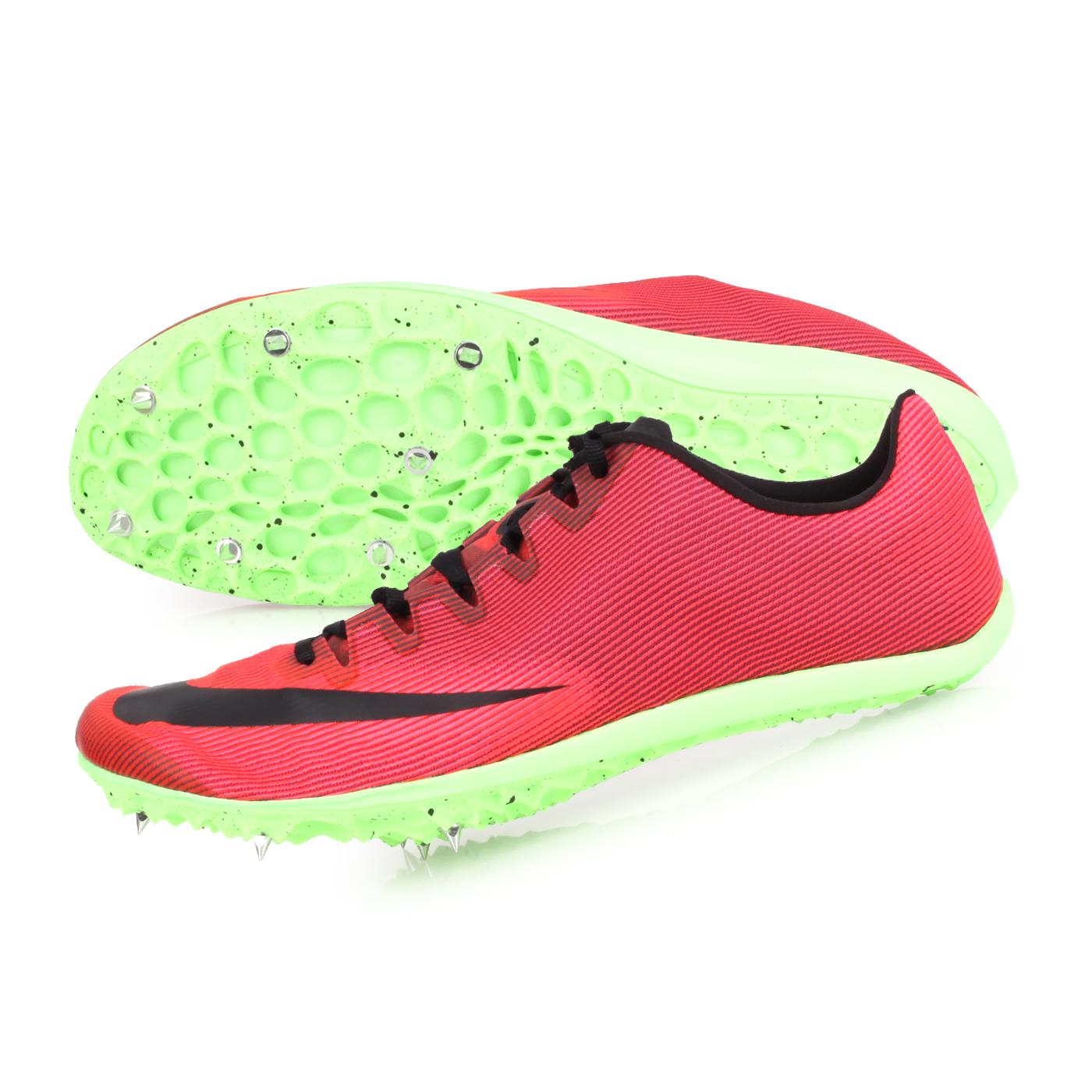 NIKE 田徑釘鞋(短距離)  @ZOOM 400@AA1205003 - 紅黑綠