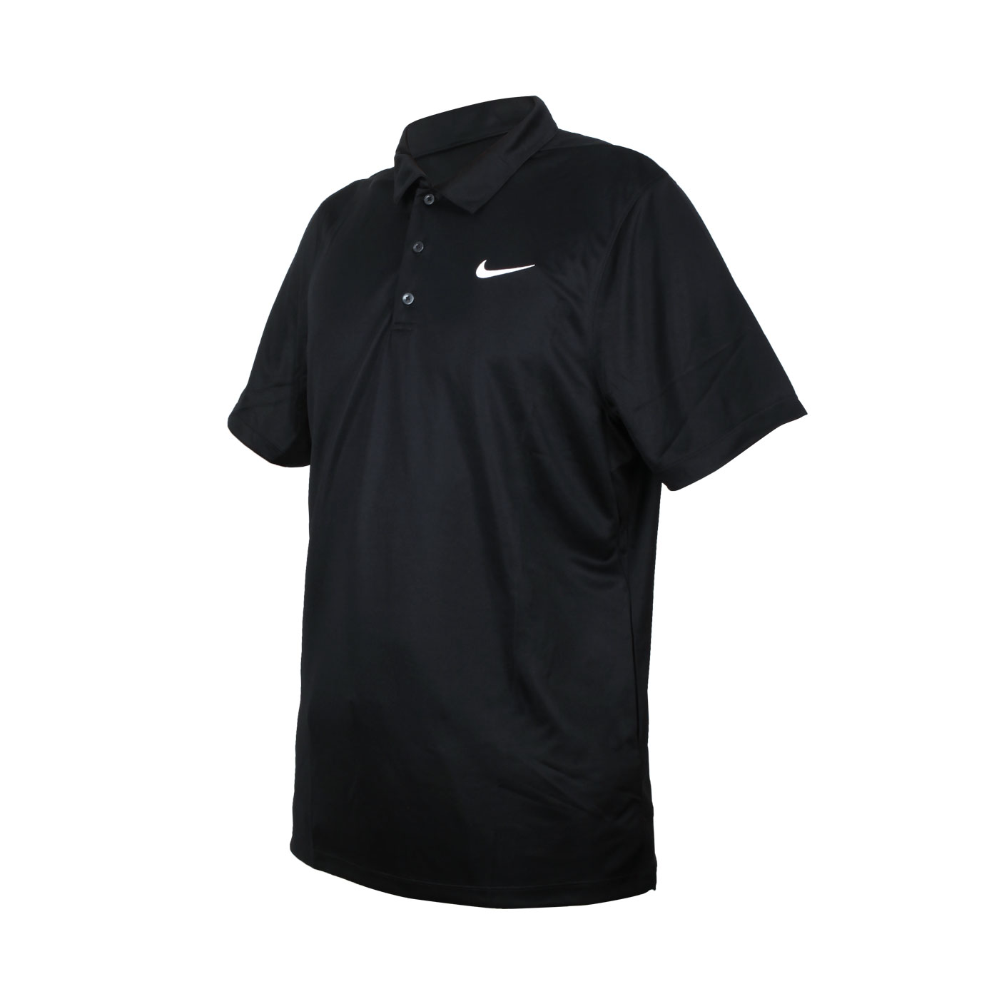 NIKE 男款短袖POLO衫 APS080-010 - 黑白