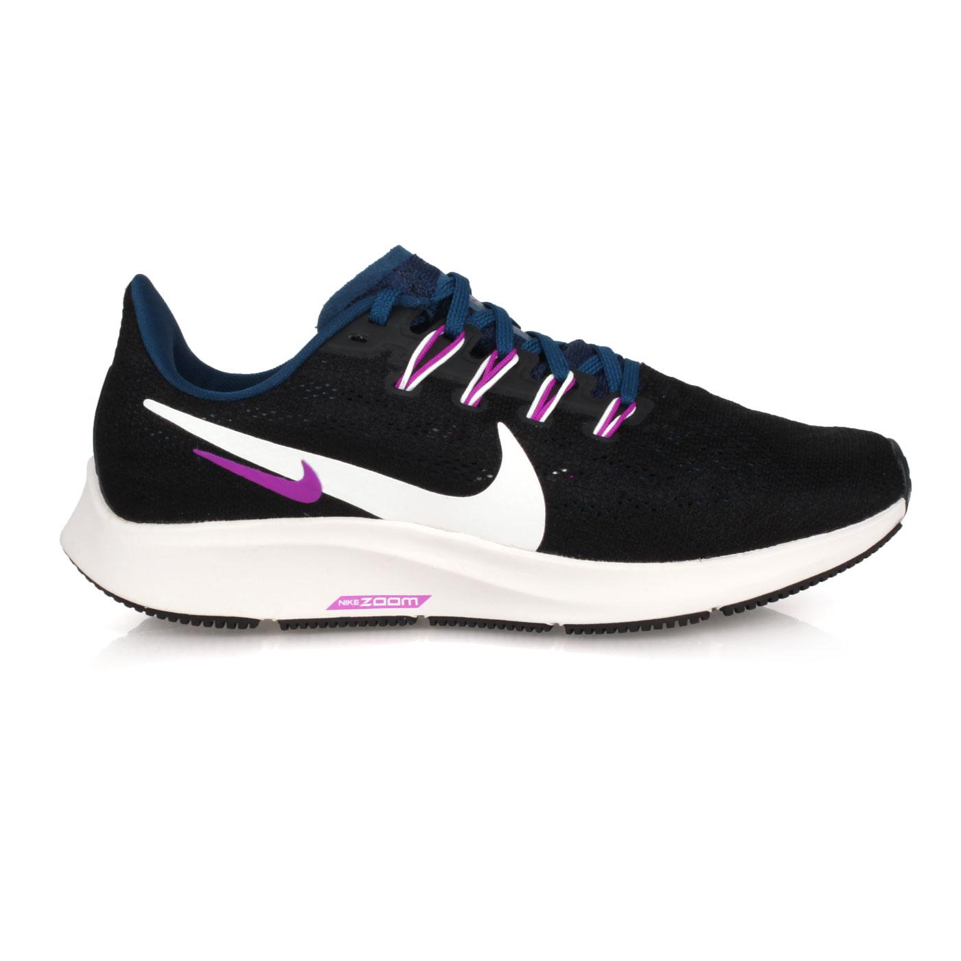 NIKE 女款慢跑鞋  @WMNS AIR ZOOM PEGASUS 36@AQ2210005 - 黑紫白墨藍