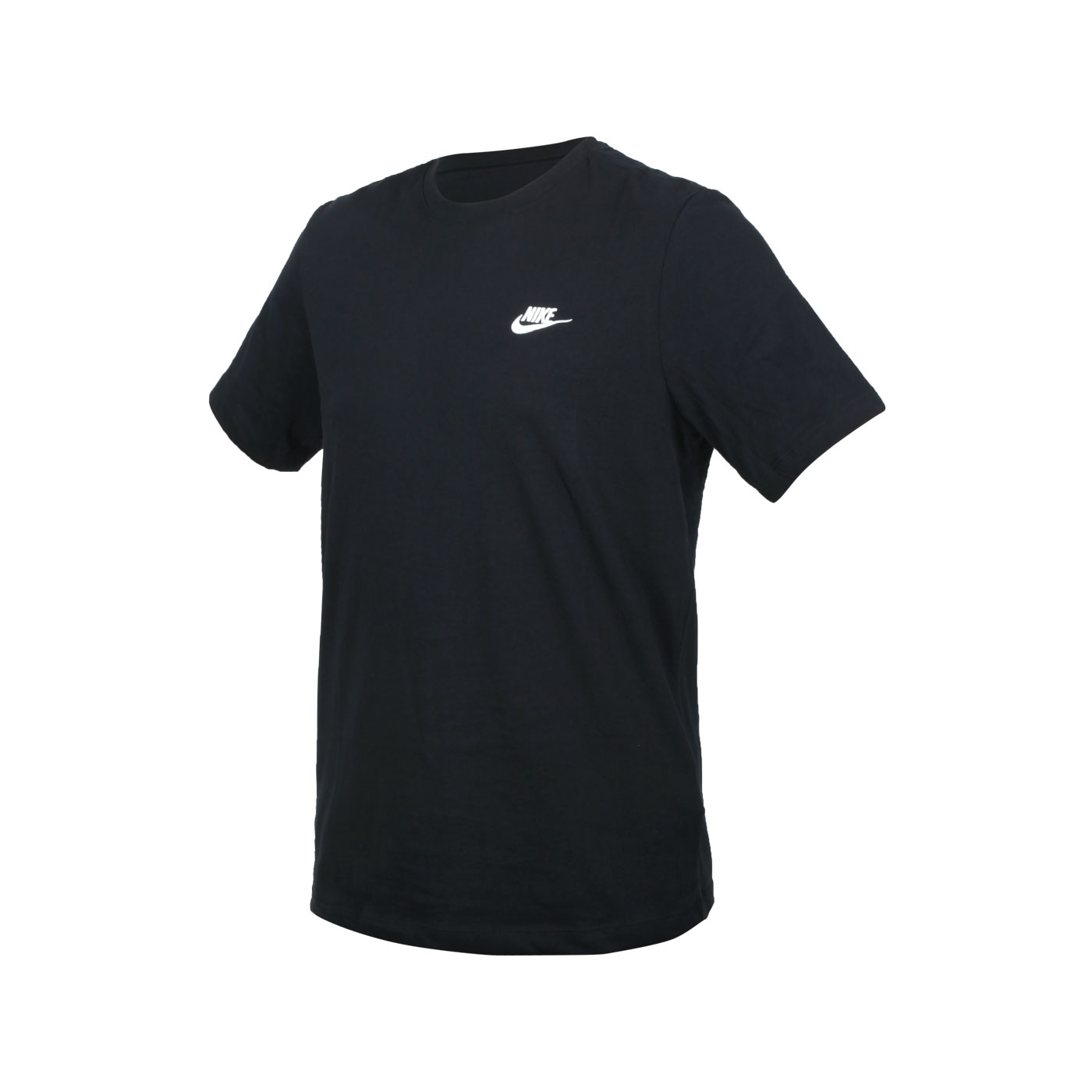 NIKE 男女款短袖T恤 AR4999-013 - 黑白
