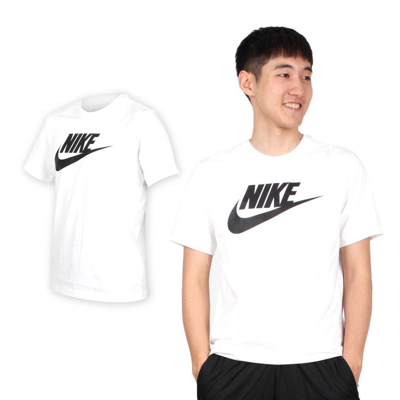 NIKE 男款短袖T恤 AR5005010 - 白