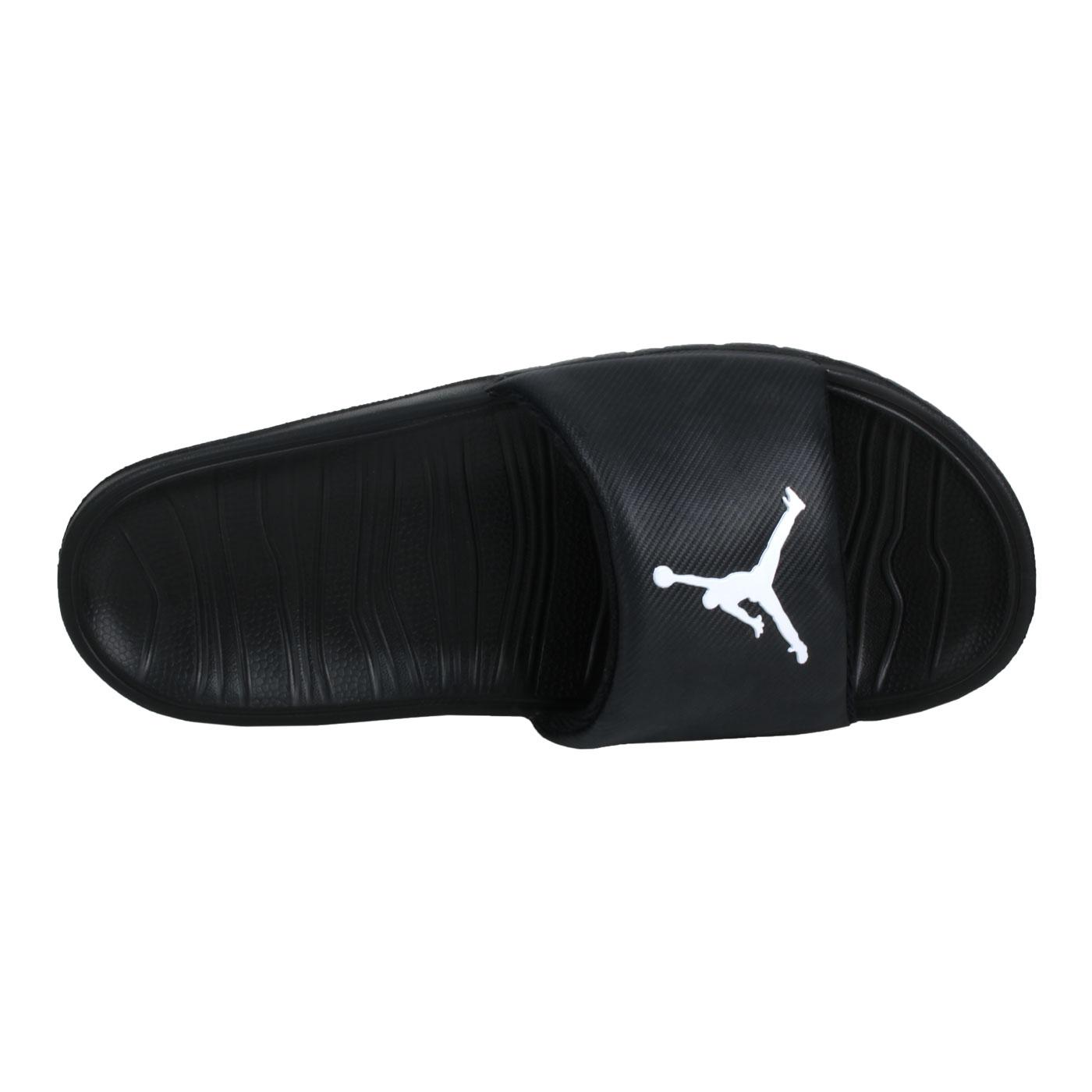 NIKE 男款拖鞋JORDAN  @BREAK SLIDE@AR6374010 - 黑白