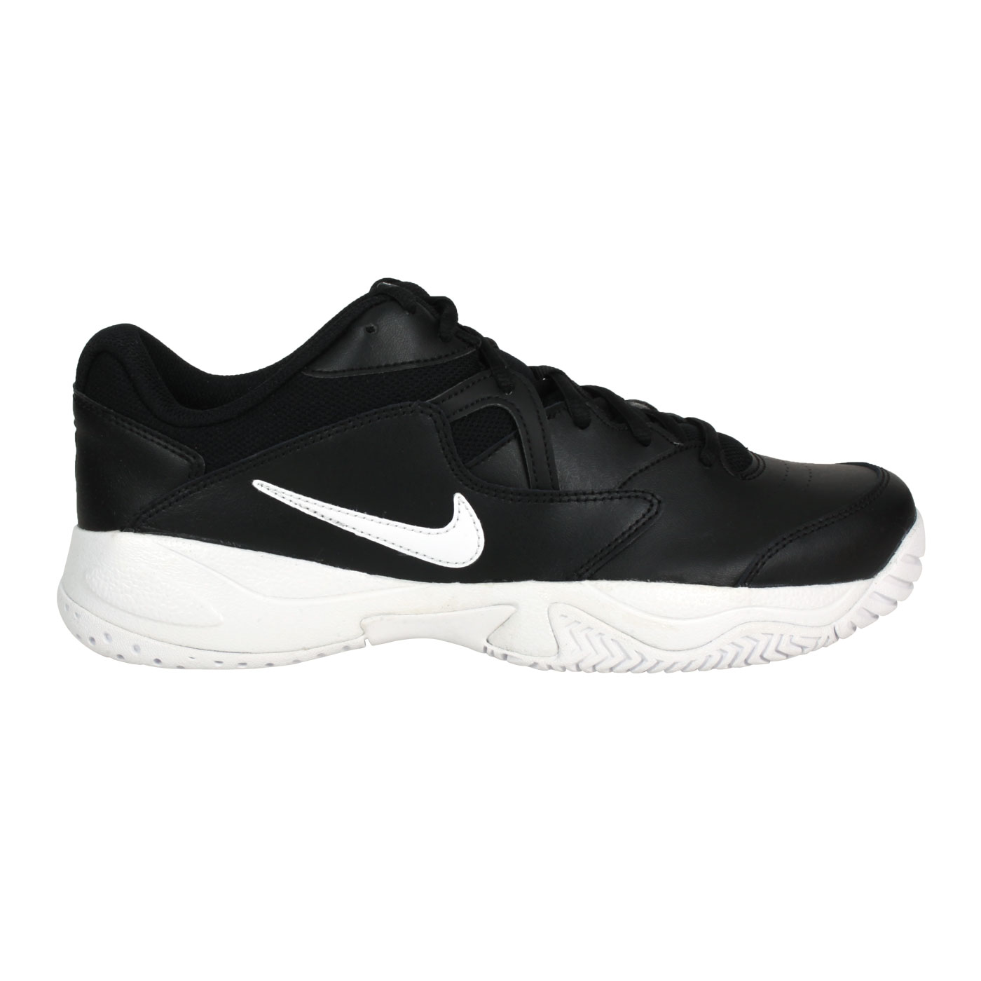 NIKE 男款網球鞋  @COURT LITE 2@AR8836005 - 黑白