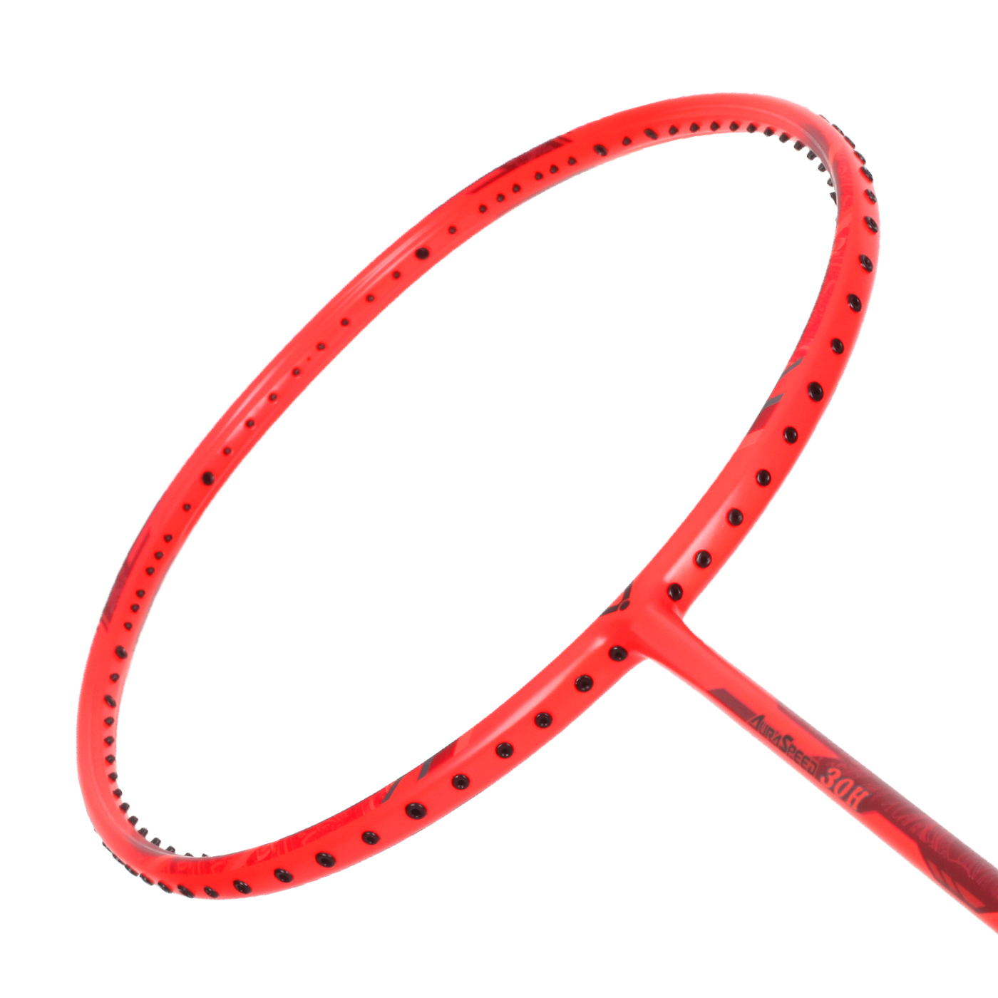 VICTOR 速度穿線拍-4U ARS-30H-D - 橘紅黑