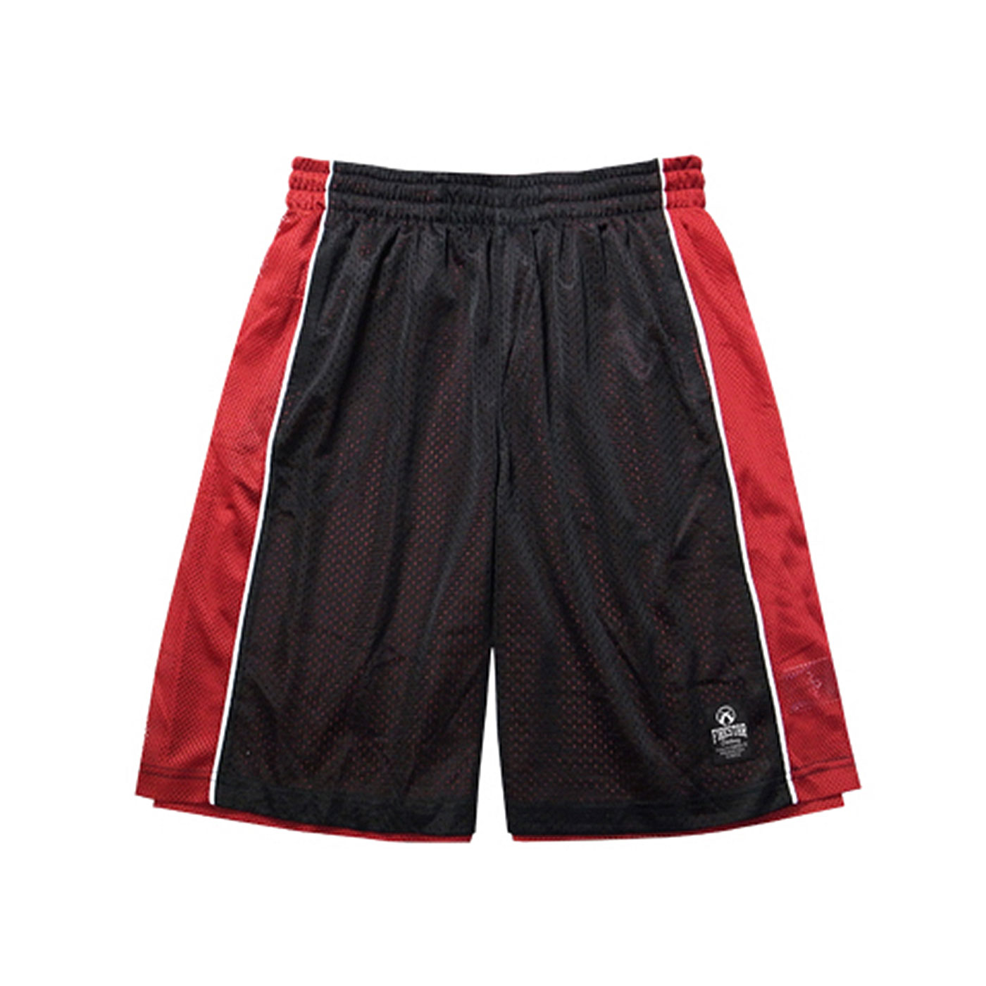 FIRESTAR 籃球褲 B3702-10 - 黑紅