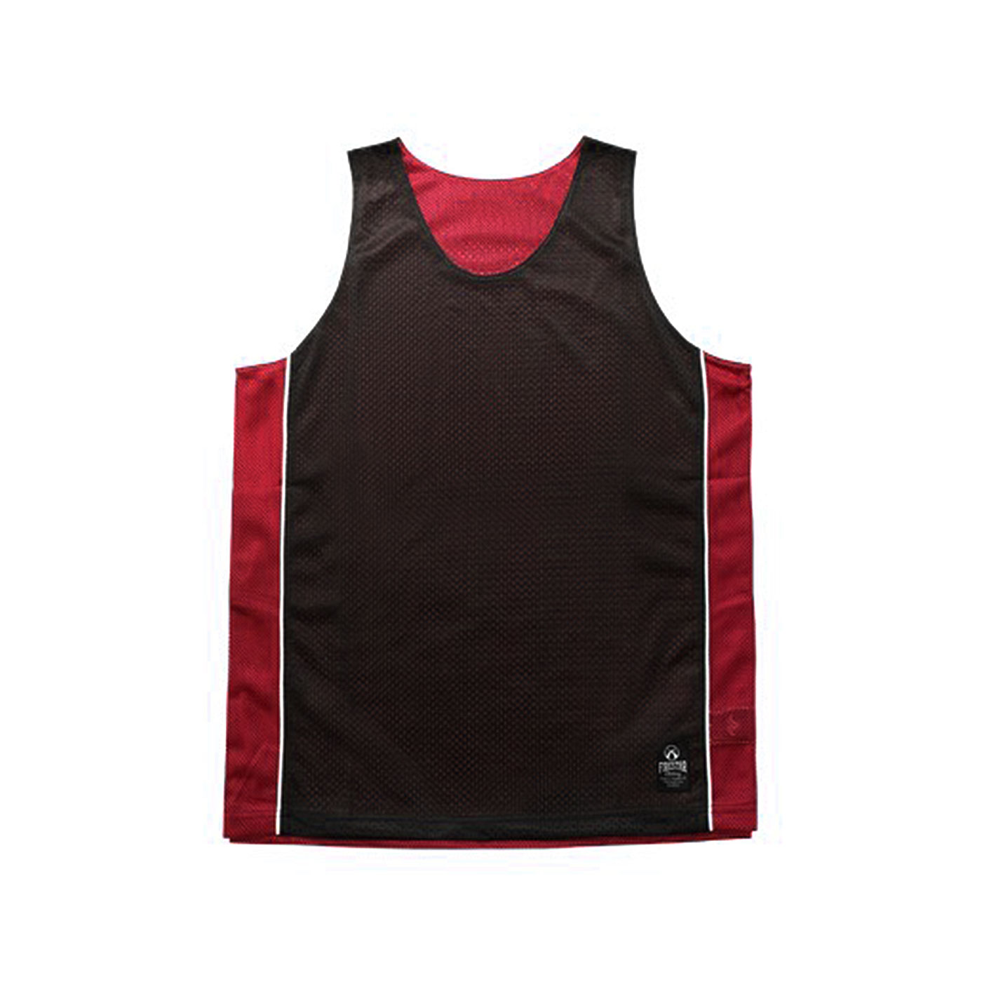FIRESTAR 籃球背心 B3707-10 - 黑紅