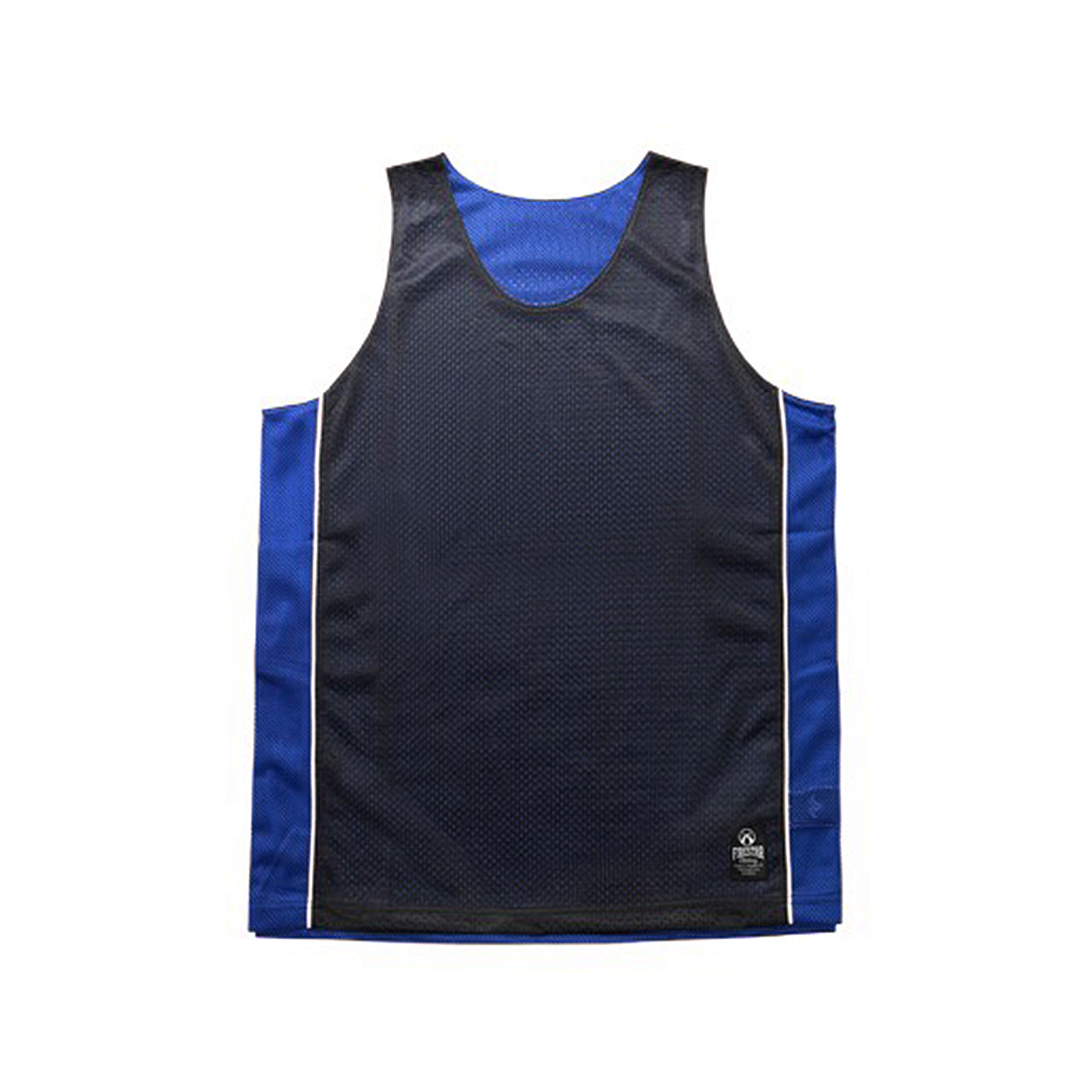 FIRESTAR 籃球背心 B3707-10 - 黑寶藍