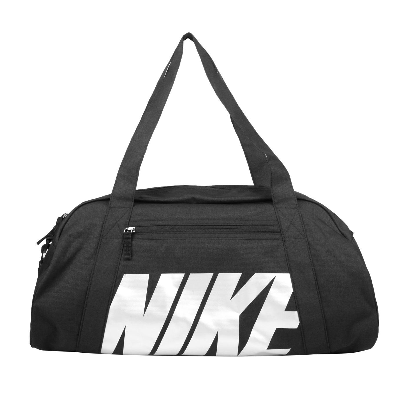 NIKE 女款運動健身包 BA5490-019 - 黑銀
