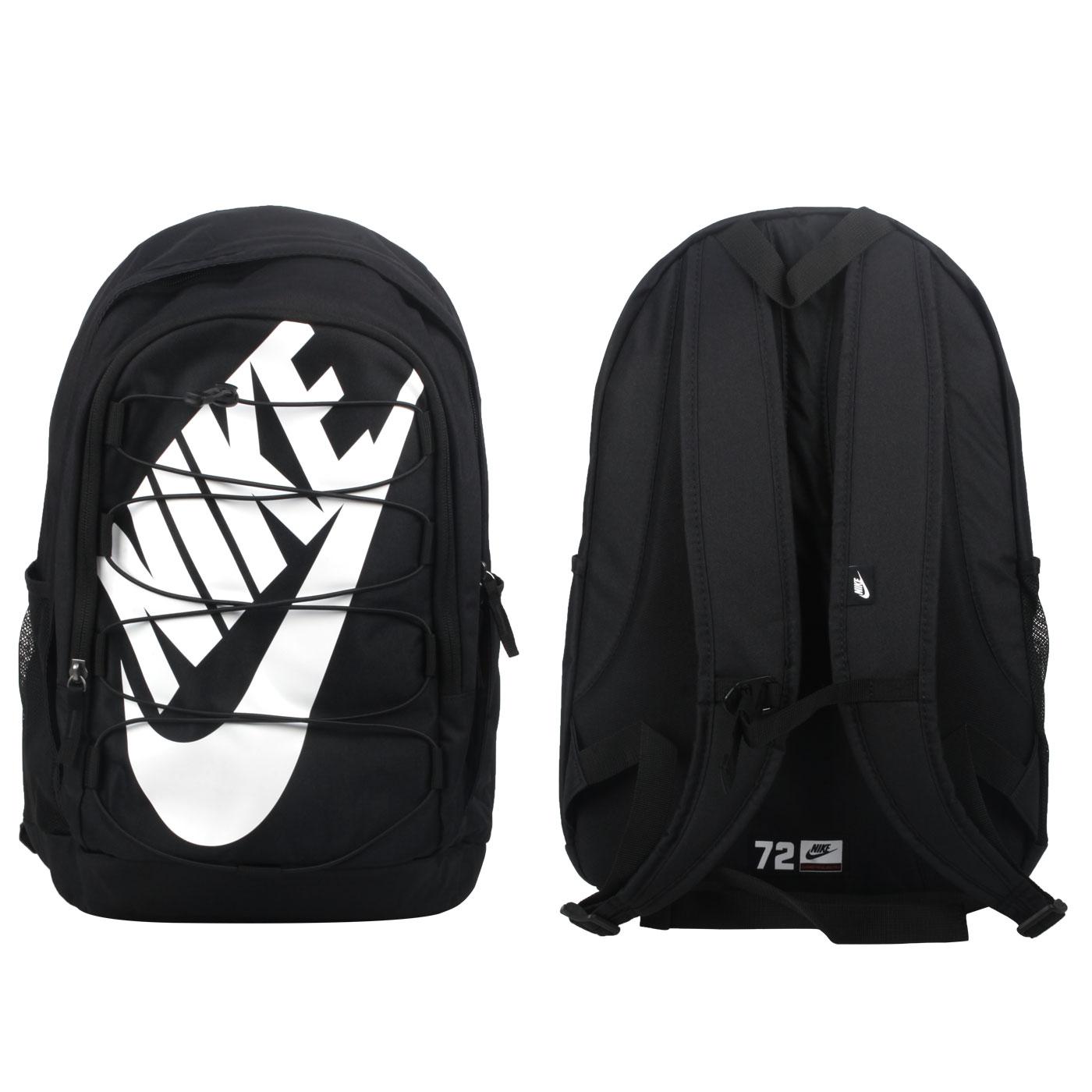 NIKE 大型後背包 BA5883-013 - 黑白