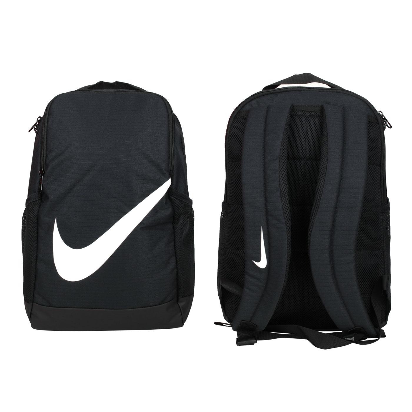 NIKE 後背包 BA6029-010 - 黑白