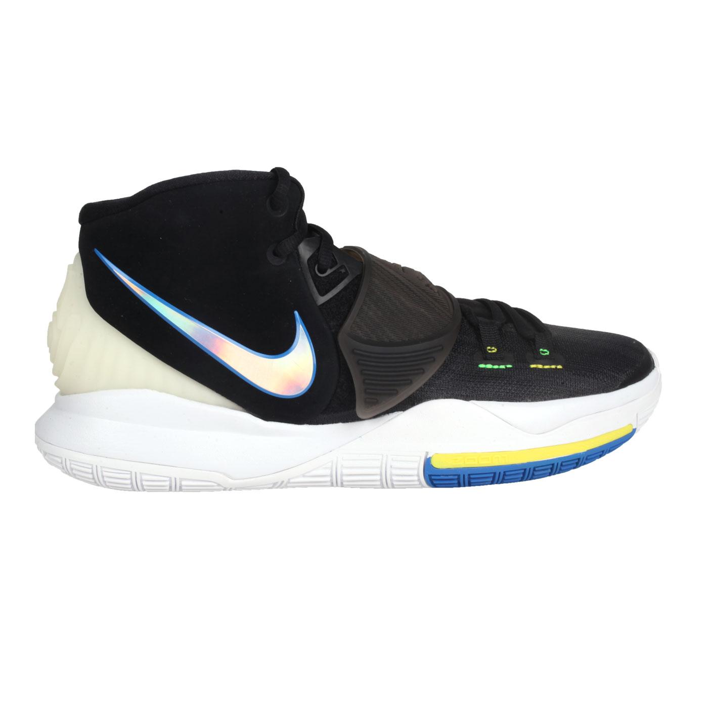 NIKE 男款籃球鞋  @KYRIE 6 EP@BQ4631002 - 黑藍銀